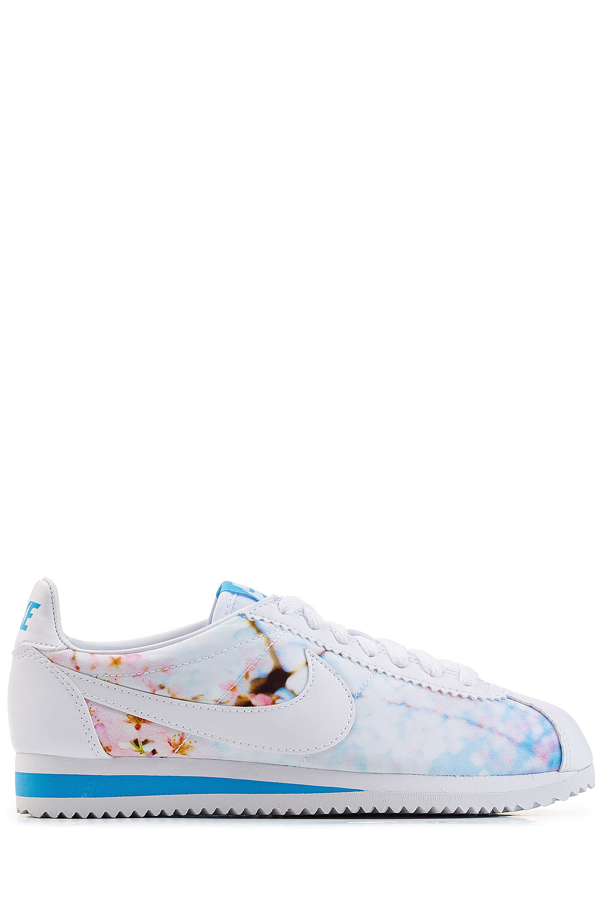 Nike Classic Cortez Blossom Cherry Blossom Cortez Leather Baskets Multicolor in 9ffc2a