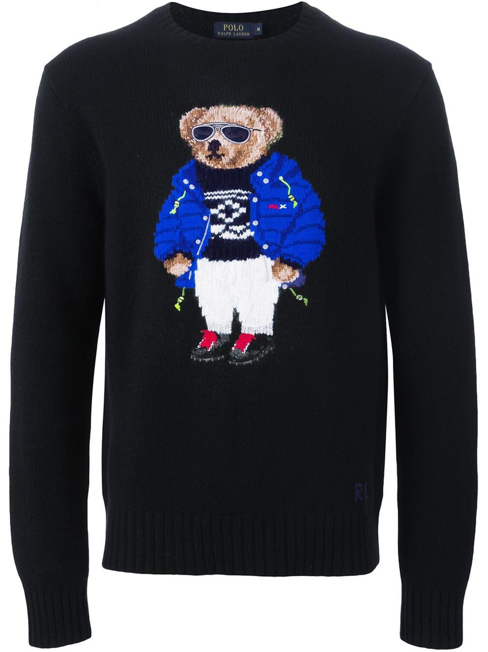 Ralph Lauren Bear Sweater 4