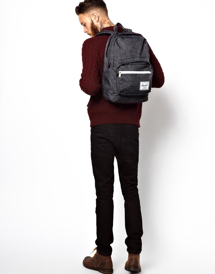 Herschel Supply Co Pop Quiz Backpack In Blue For Men Lyst