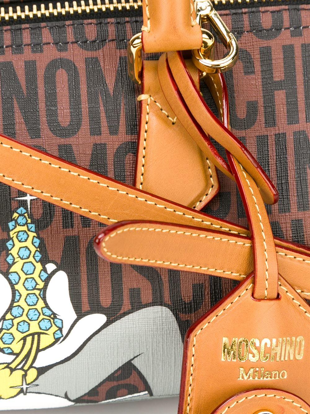 ba625ae1aa9 Moschino Bugs Bunny Tote Bag - Lyst