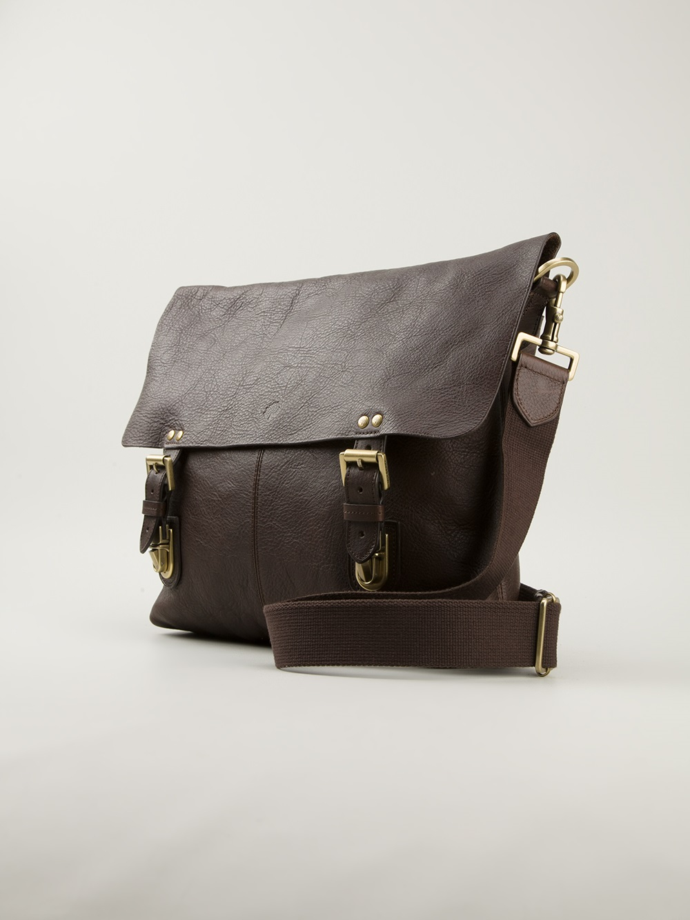 Bag At You Fashion Blog Hip E Bags White Backpack: Mulberry Rockley Messenger Bag In Brown For Men