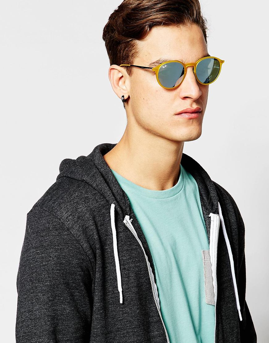 Mens Ray Ban Sunglasses Round Holly S Restaurant And Pub
