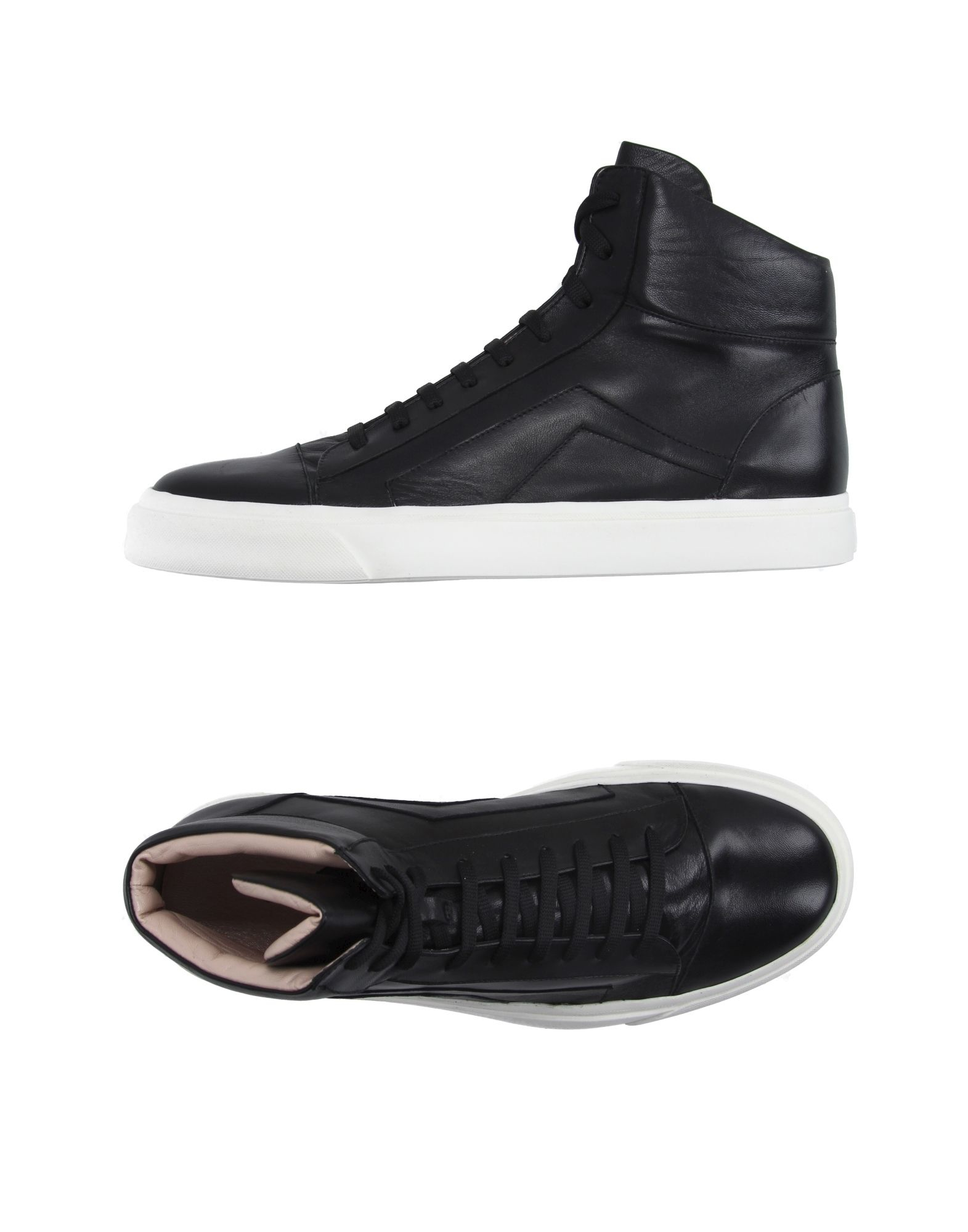 Giorgio Fabiani High Tops Amp Trainers In Black For Men Lyst