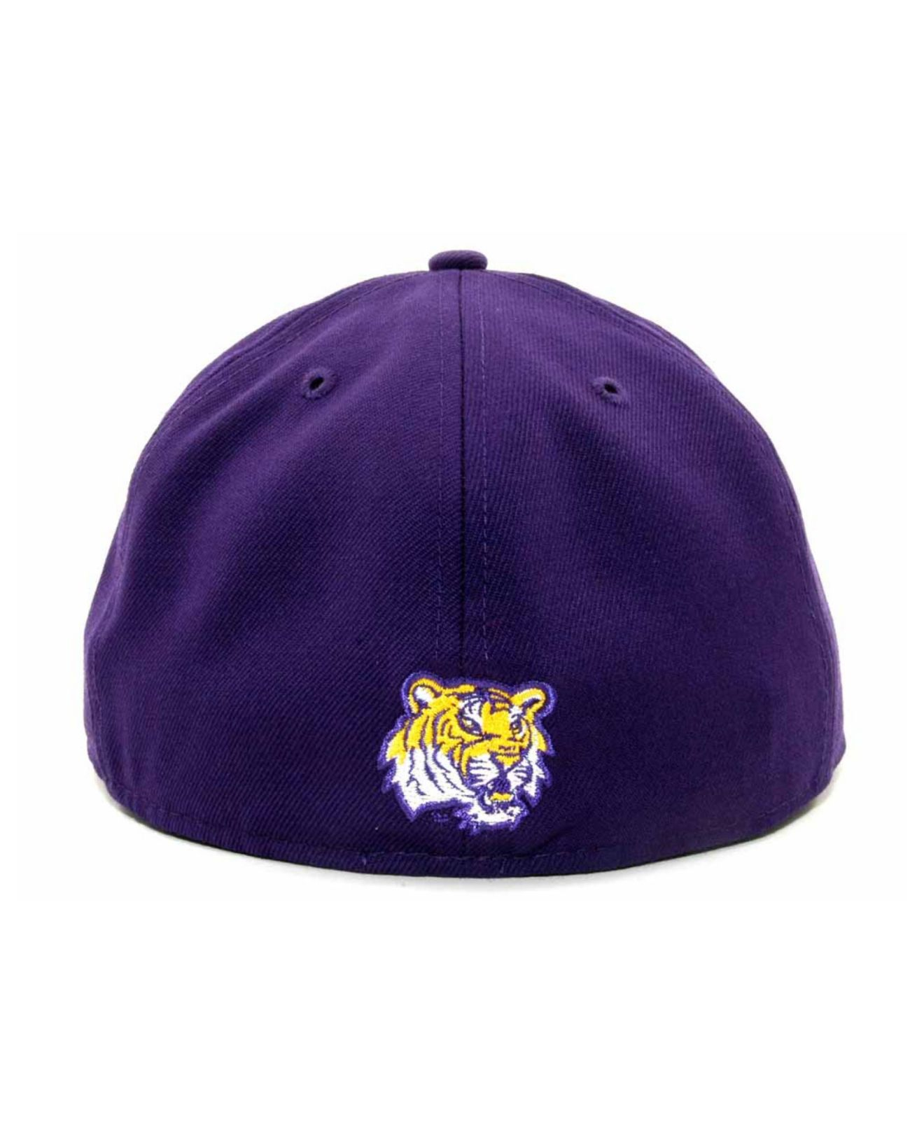 newest 4a490 40d2d KTZ Lsu Tigers Ncaa 2 Tone 59fifty Cap in Purple for Men - Lyst