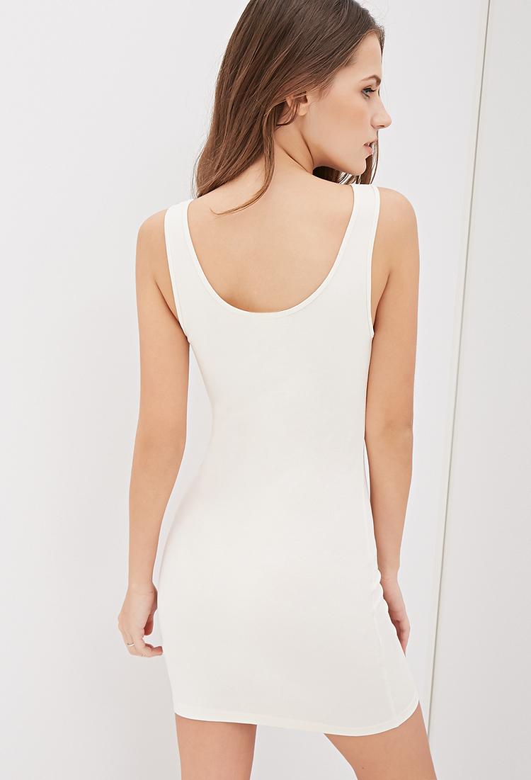 White bodycon dress forever 21 designer from turkey