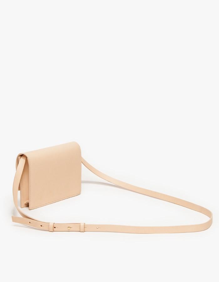 Pb 0110 Shoulder Bag In Natural in Natural | Lyst