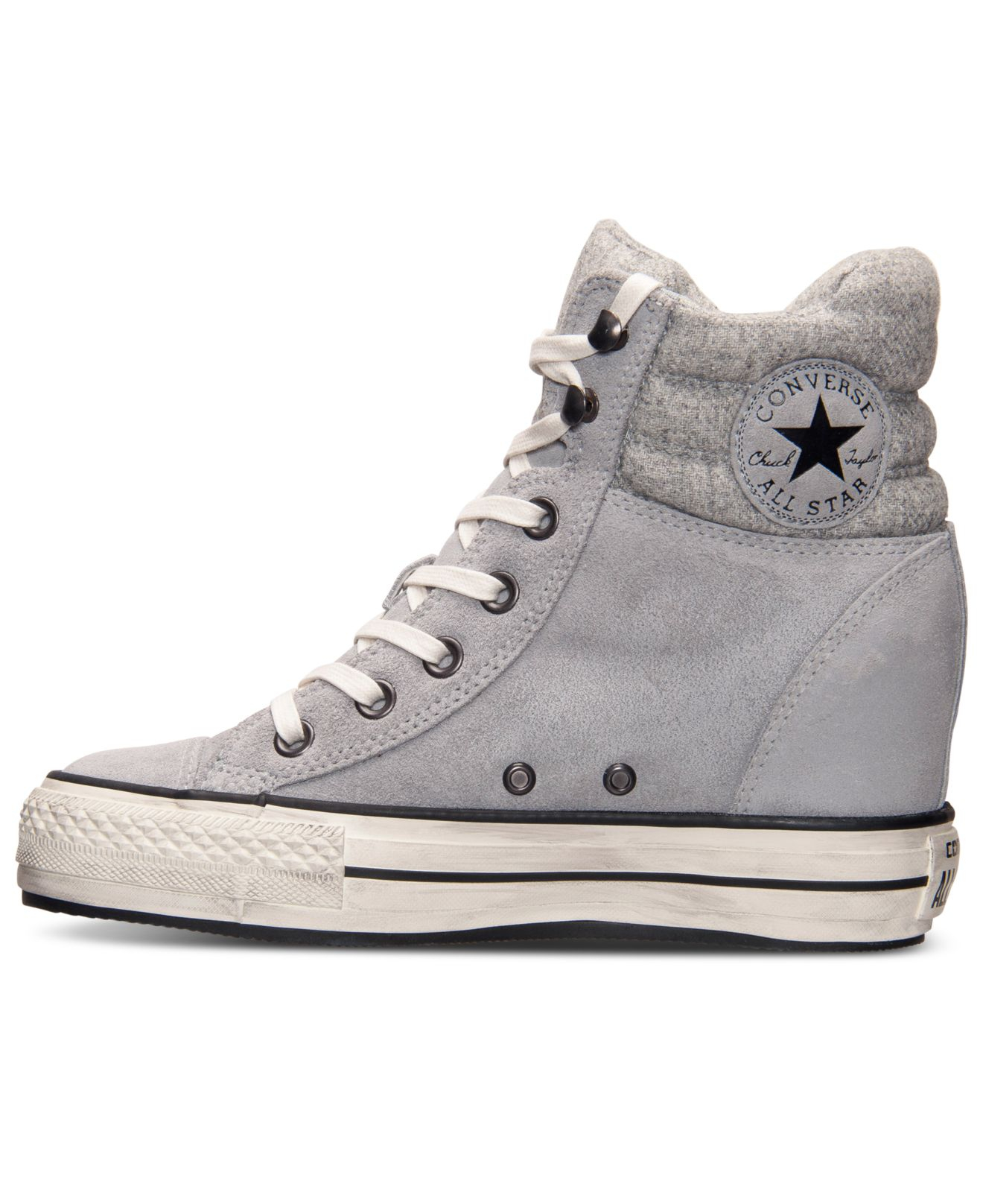 14229f2e55a8 Gallery. Previously sold at  Macy s · Women s Converse Platform ...