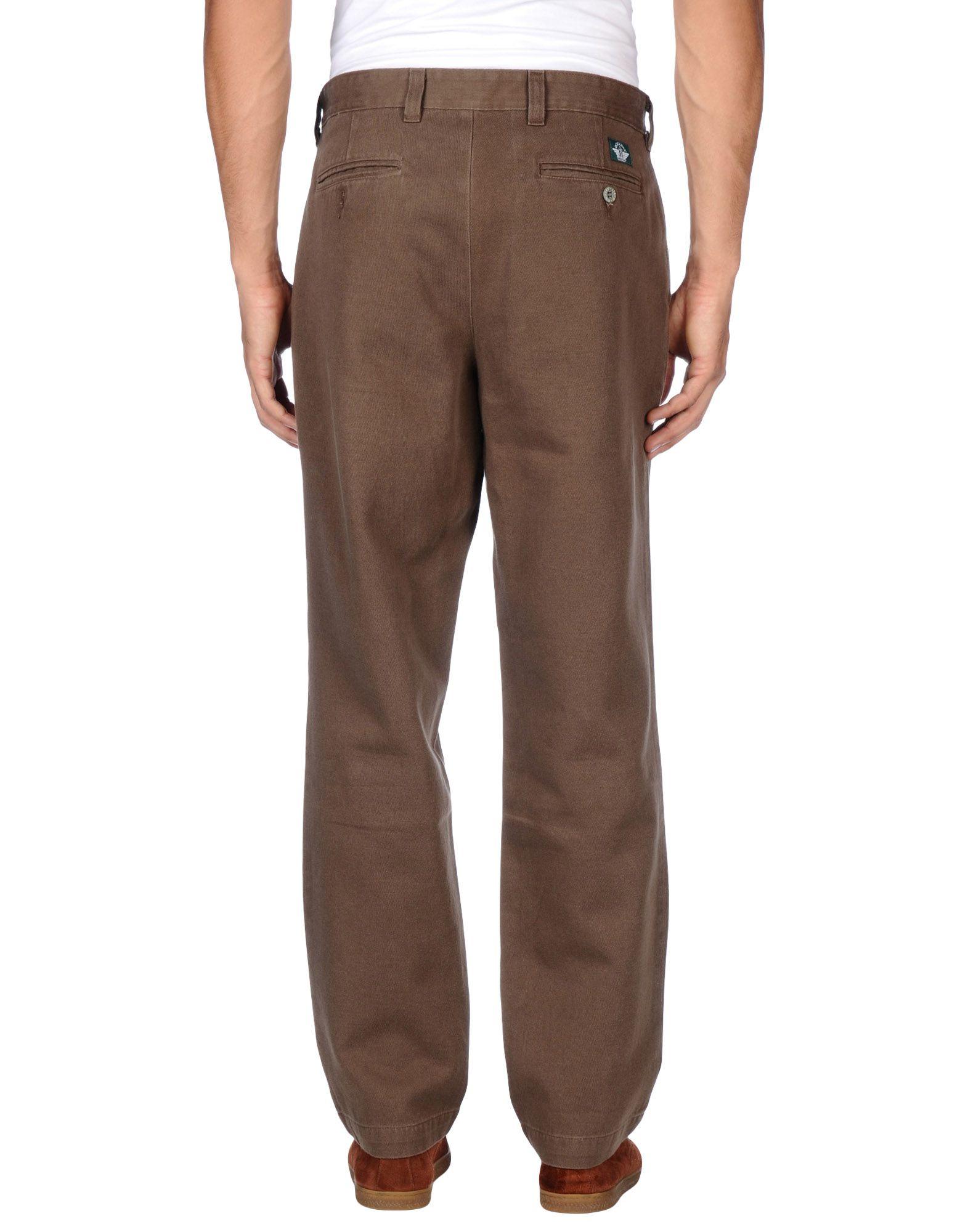 Brilliant Rvca Weekender Pants In Brown For Men Dark Khaki  Lyst
