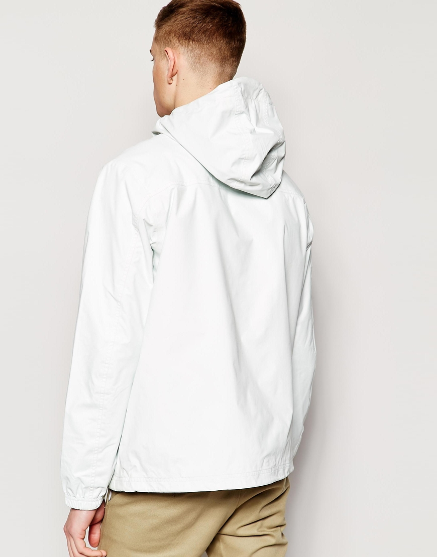Helly hansen Marstrand Rain Jacket in White for Men | Lyst