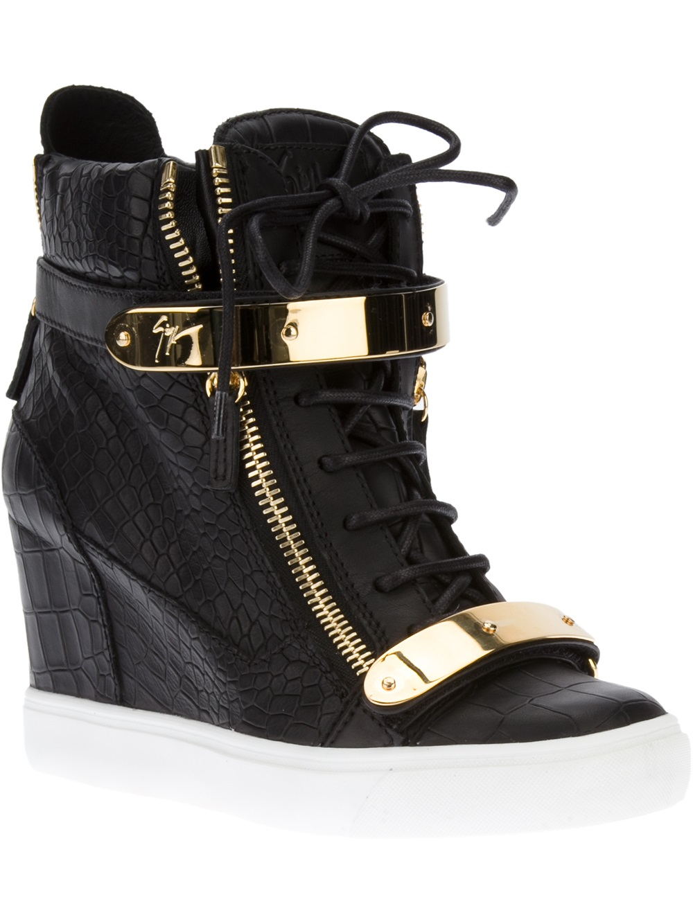 Find black high-top wedges at ShopStyle. Shop the latest collection of black high-top wedges from the most popular stores - all in one place.