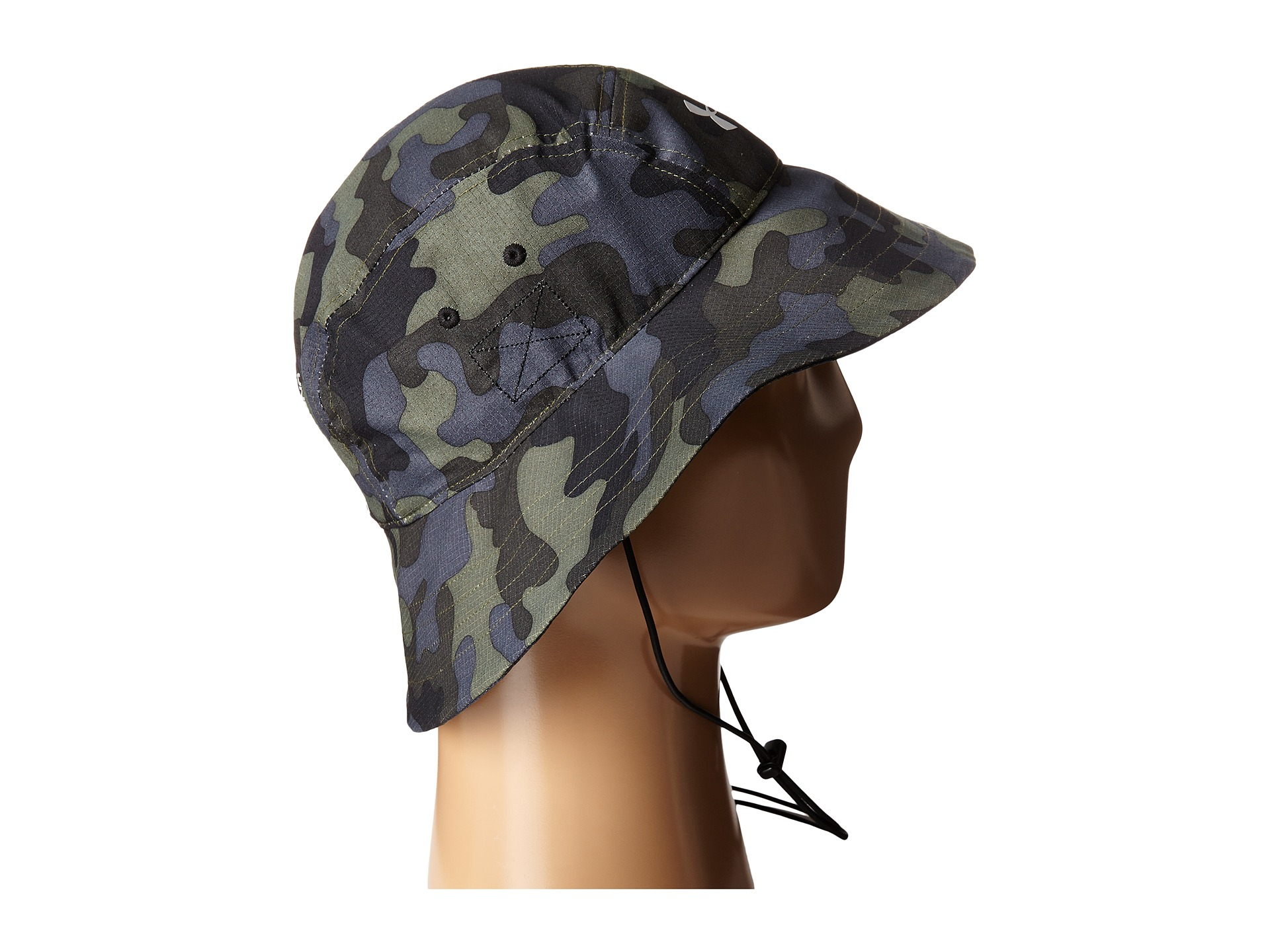 98a3313fb Under Armour Green Ua Airvent Bucket Hat for men