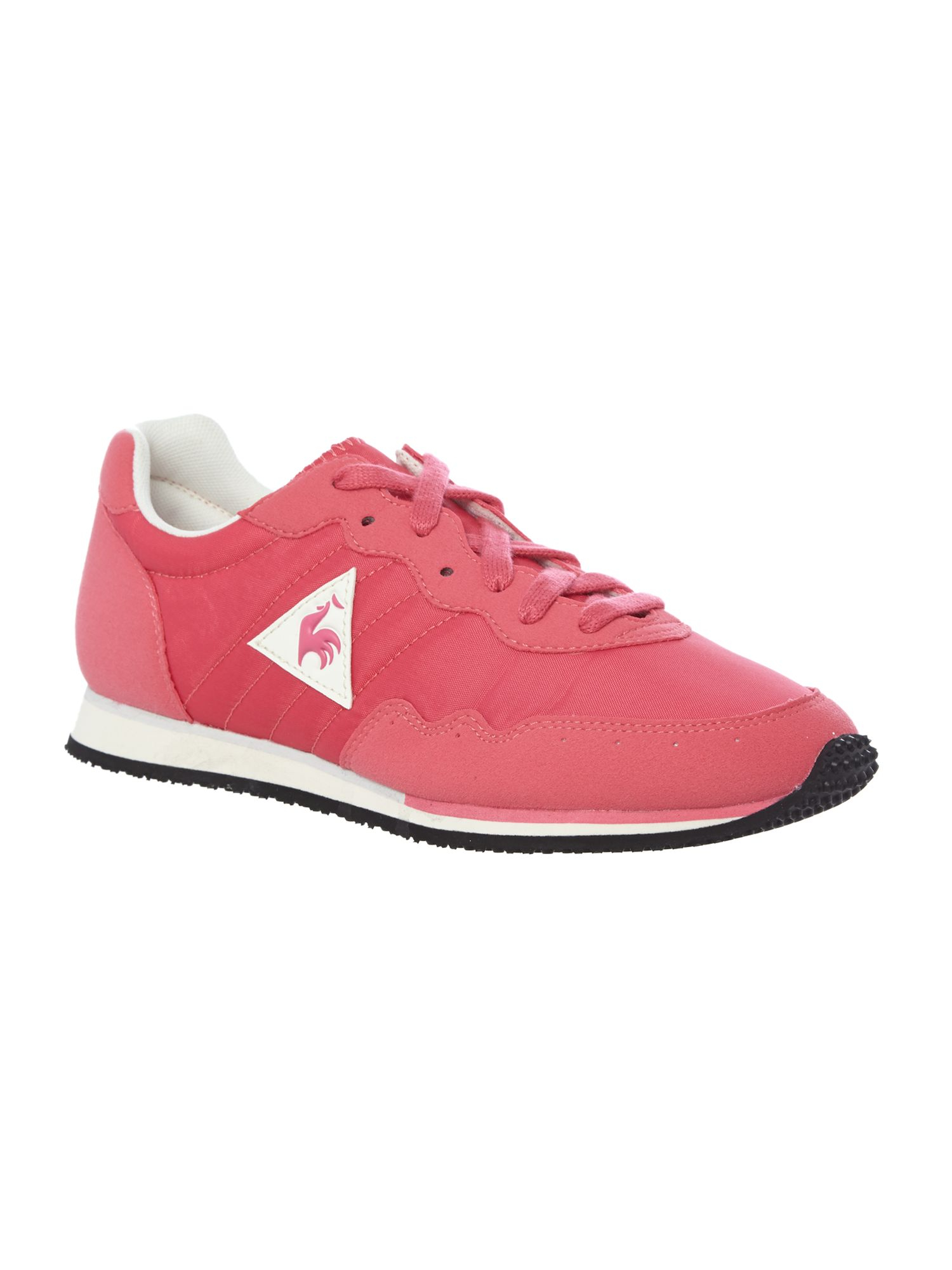 le coq sportif milos vintage women running shoes in pink lyst. Black Bedroom Furniture Sets. Home Design Ideas