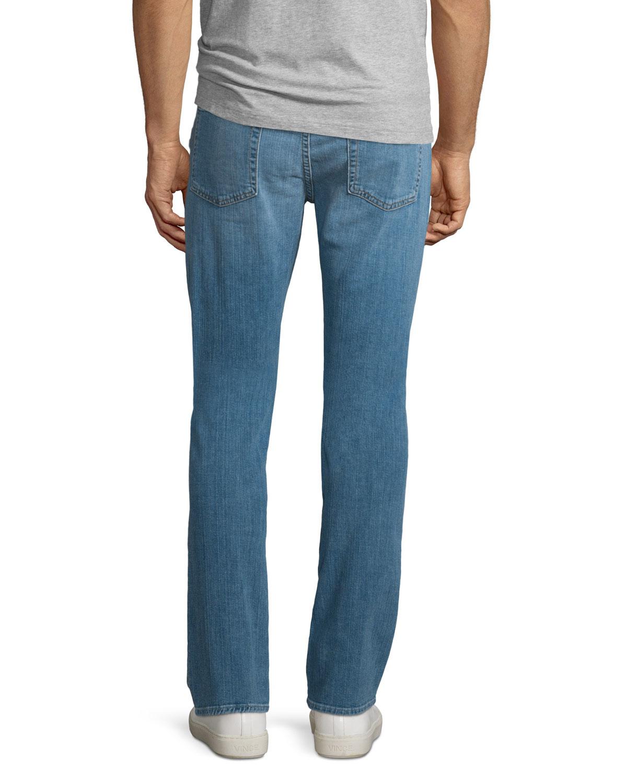 for all mankind slimmy hightides vintage denim jeans in blue for men. Black Bedroom Furniture Sets. Home Design Ideas