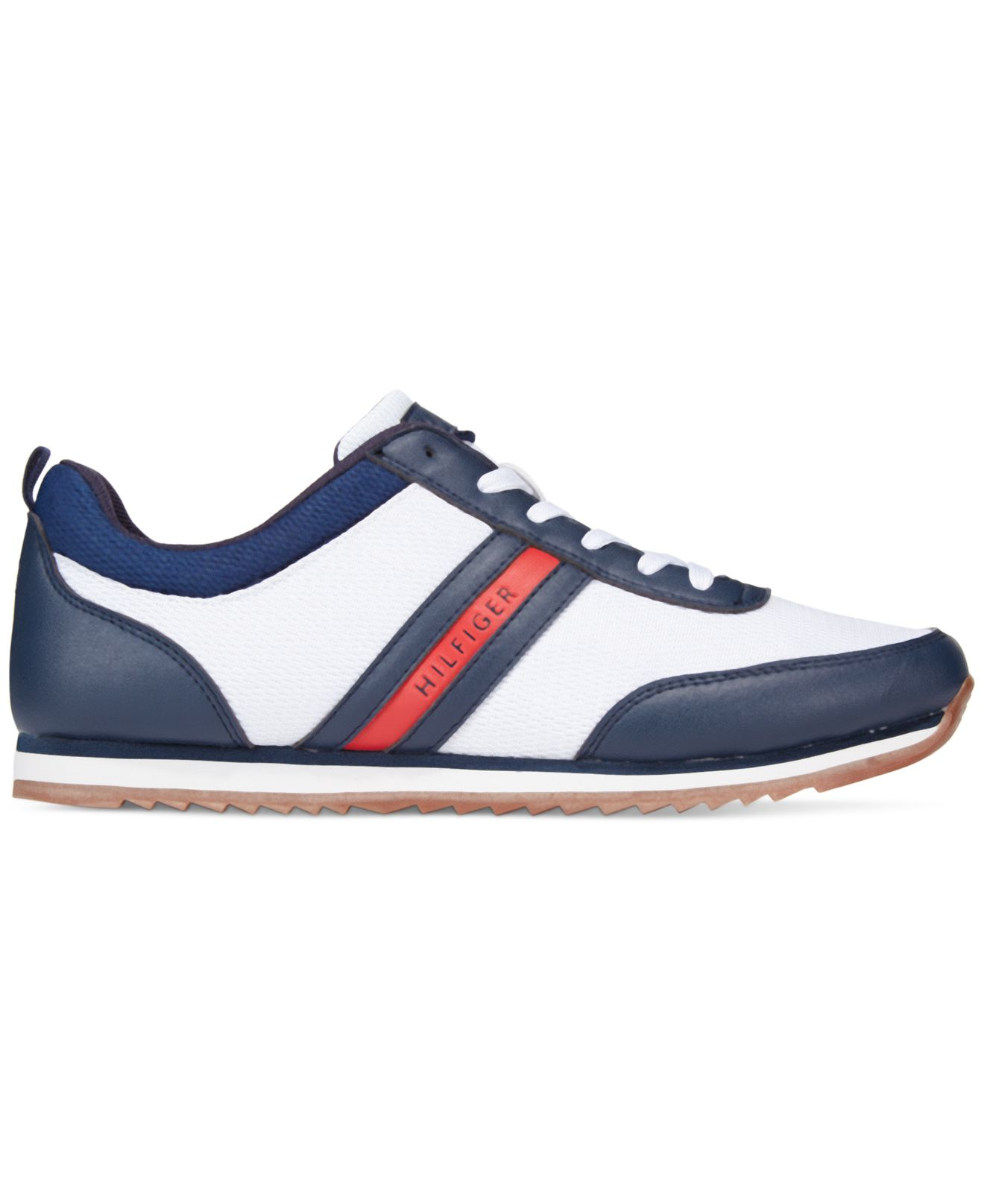 8a64c8c3745bf Lyst - Tommy Hilfiger Fonzie Sneakers in Blue for Men