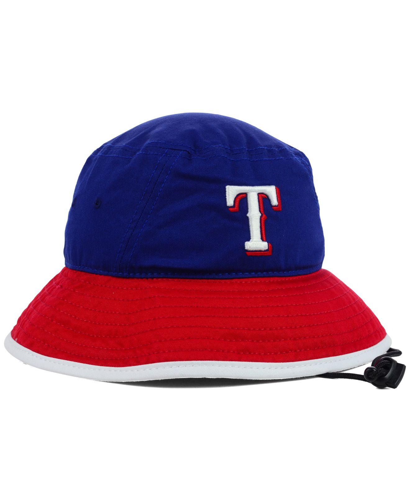 0e183bbdb norway texas rangers bucket hat eaa5b d3bf7