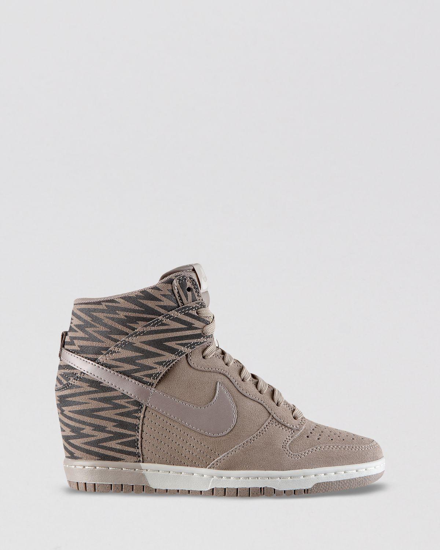 Nike high top sneakers for women