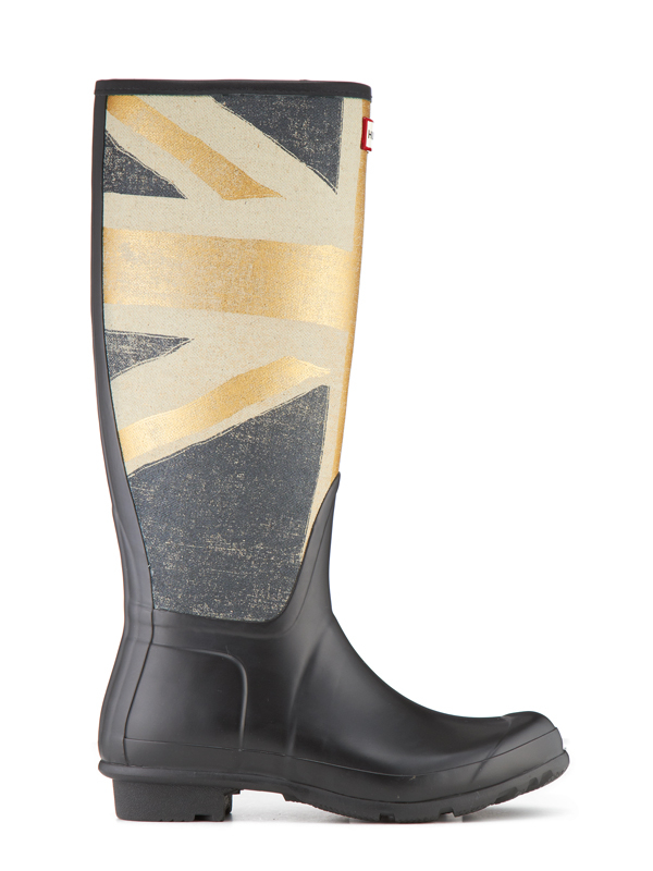 Lyst Hunter Original British Rain Boots In Gray For Men