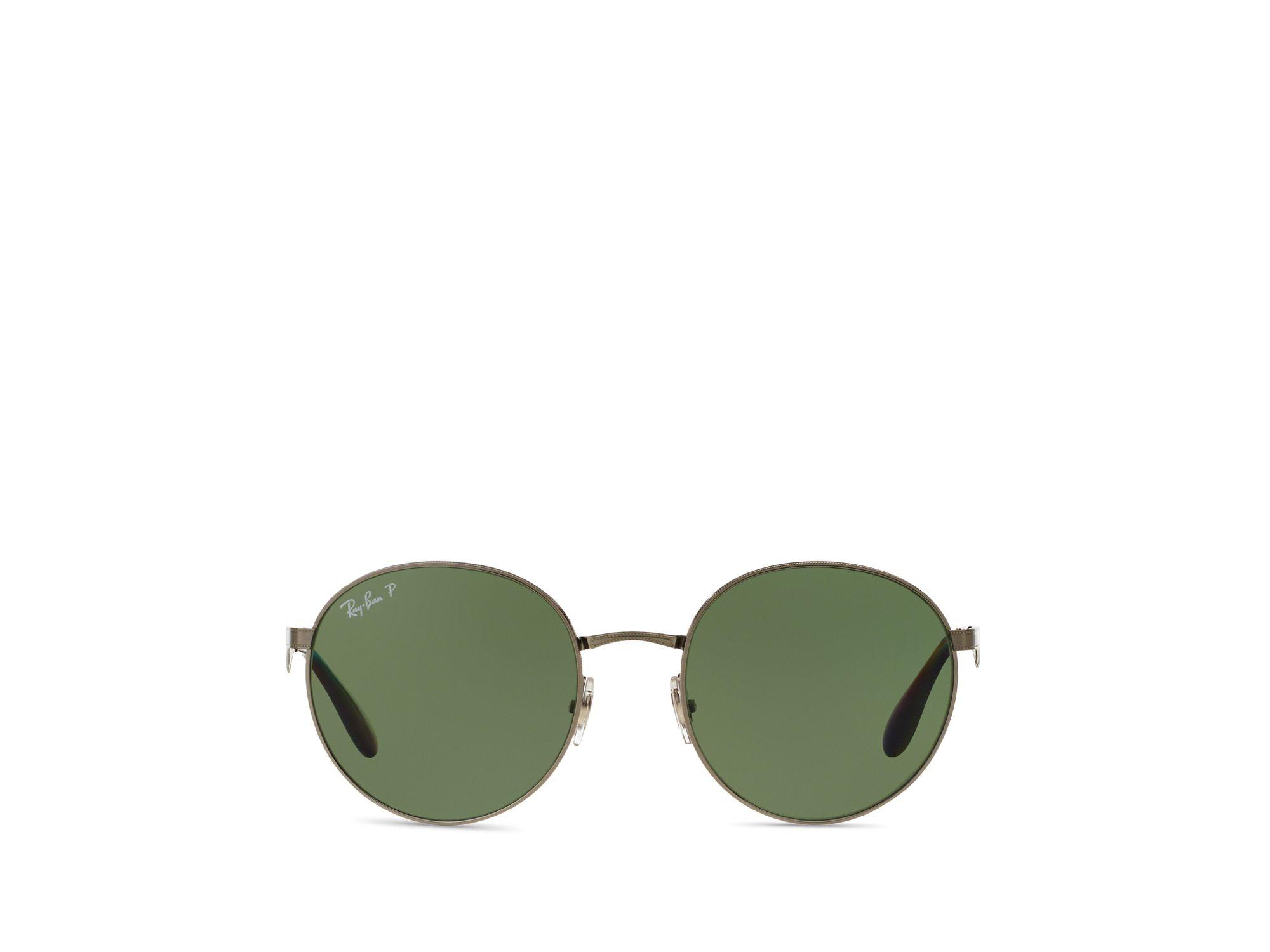 ray ban lennon  Ray-ban Lennon Sunglasses, 51mm in Green for Men