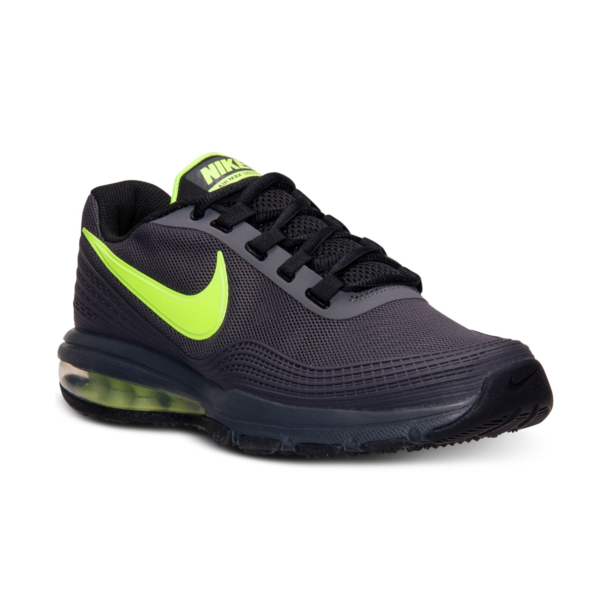 Nike Mens Air Max Tr 365 Training Sneakers From Finish