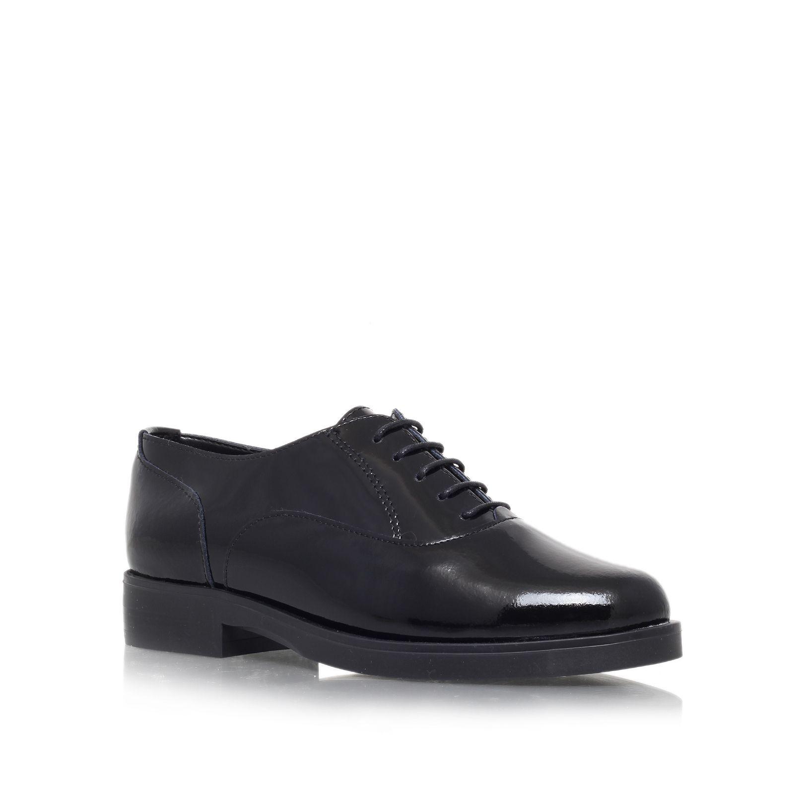 Carvela Kurt Geiger Listen Lace Up Shoes In Black For Men | Lyst