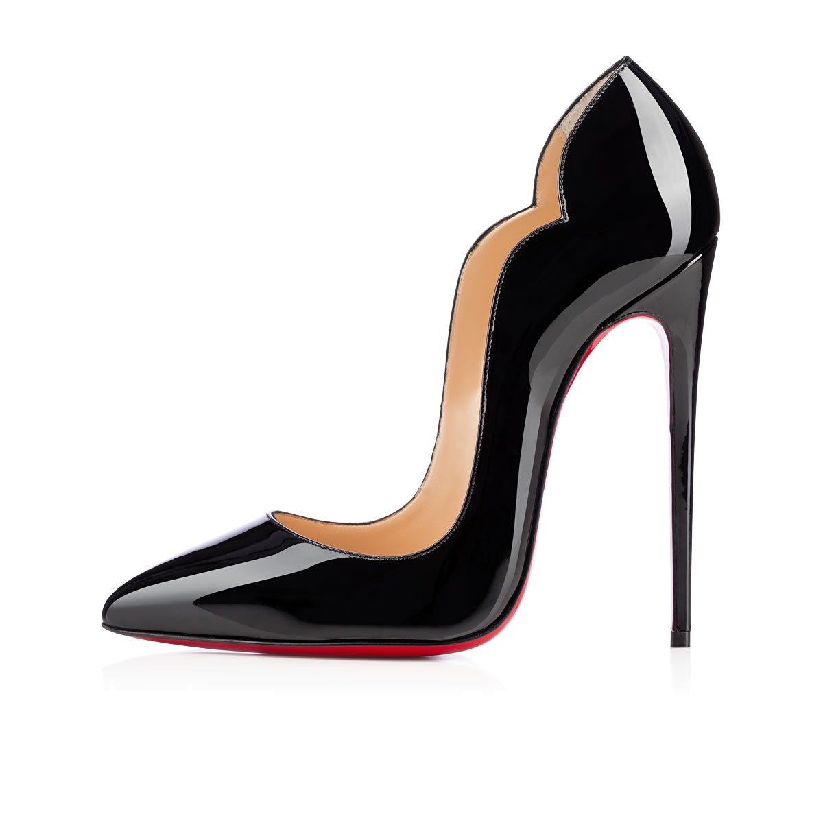 d6142f5a6190 Lyst - Christian Louboutin Hot Chick in Black