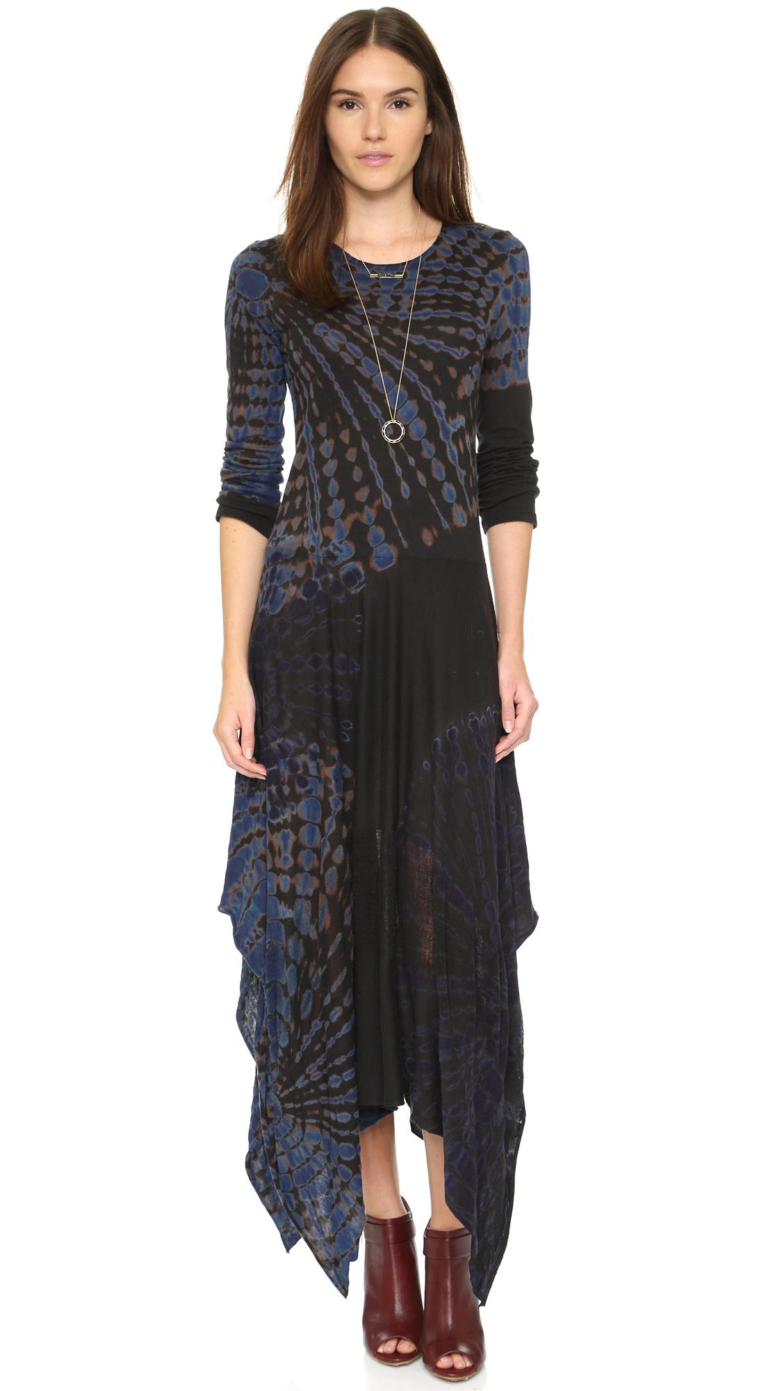 Handkerchief Dress with Sleeves