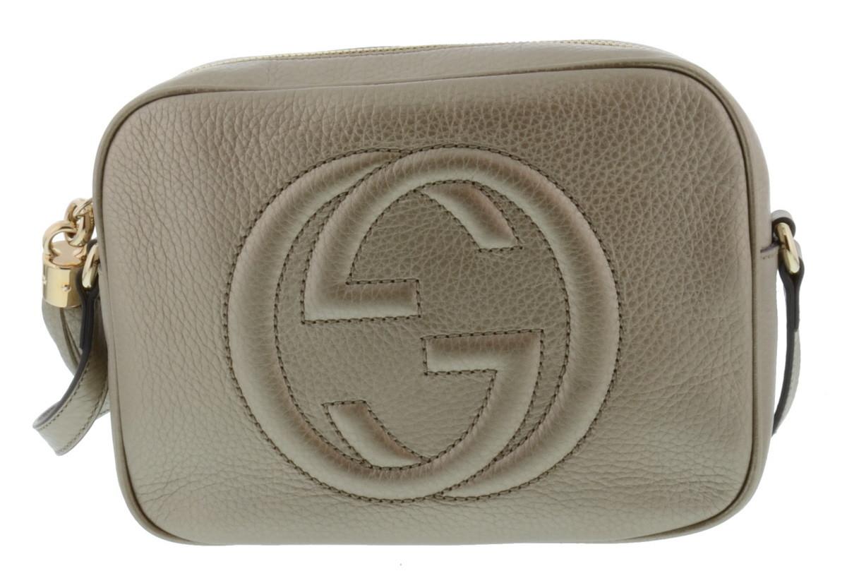 Gucci 308364 Ah90g Borsa in Gray (basic)   Lyst