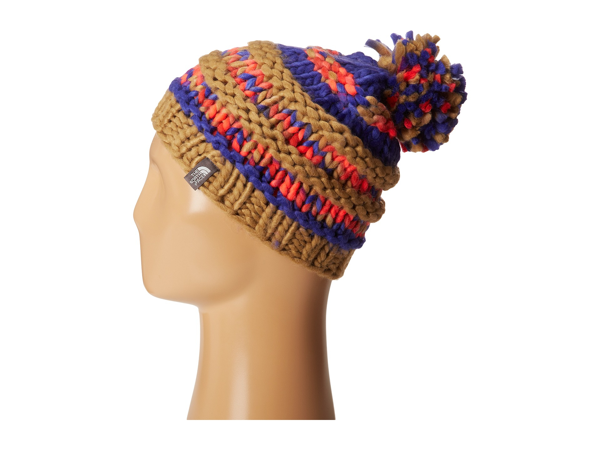 caa98af9eb2c04 The North Face Nanny Knit Beanie - Lyst
