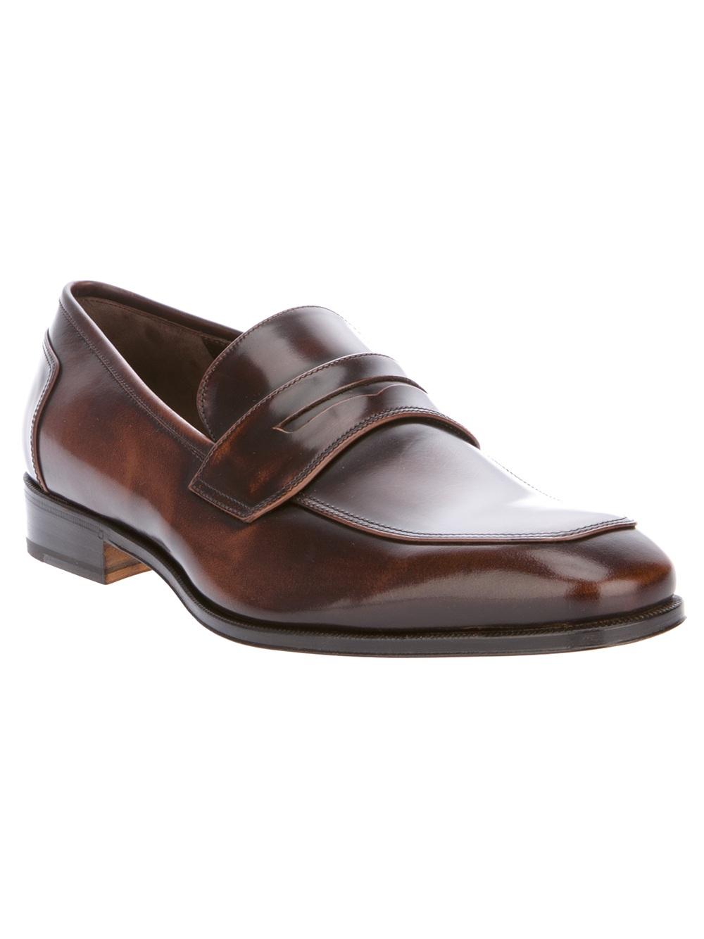 Salvatore Ferragamo Lana Buckle Leather Loafers N1kCgrlvR
