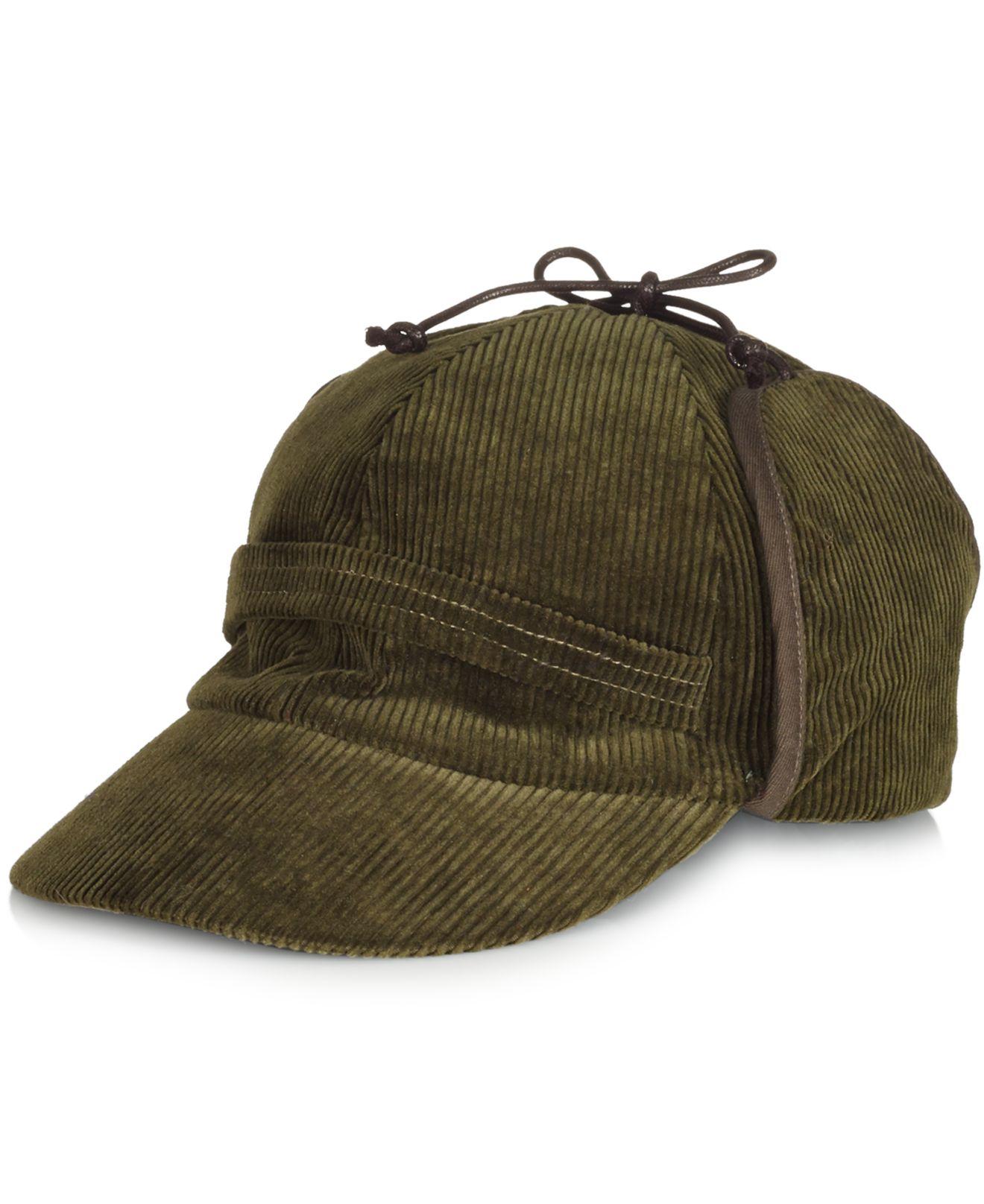 6409fa51f5c3c Polo Ralph Lauren Vintage Ridge Corduroy Hat in Green for Men - Lyst