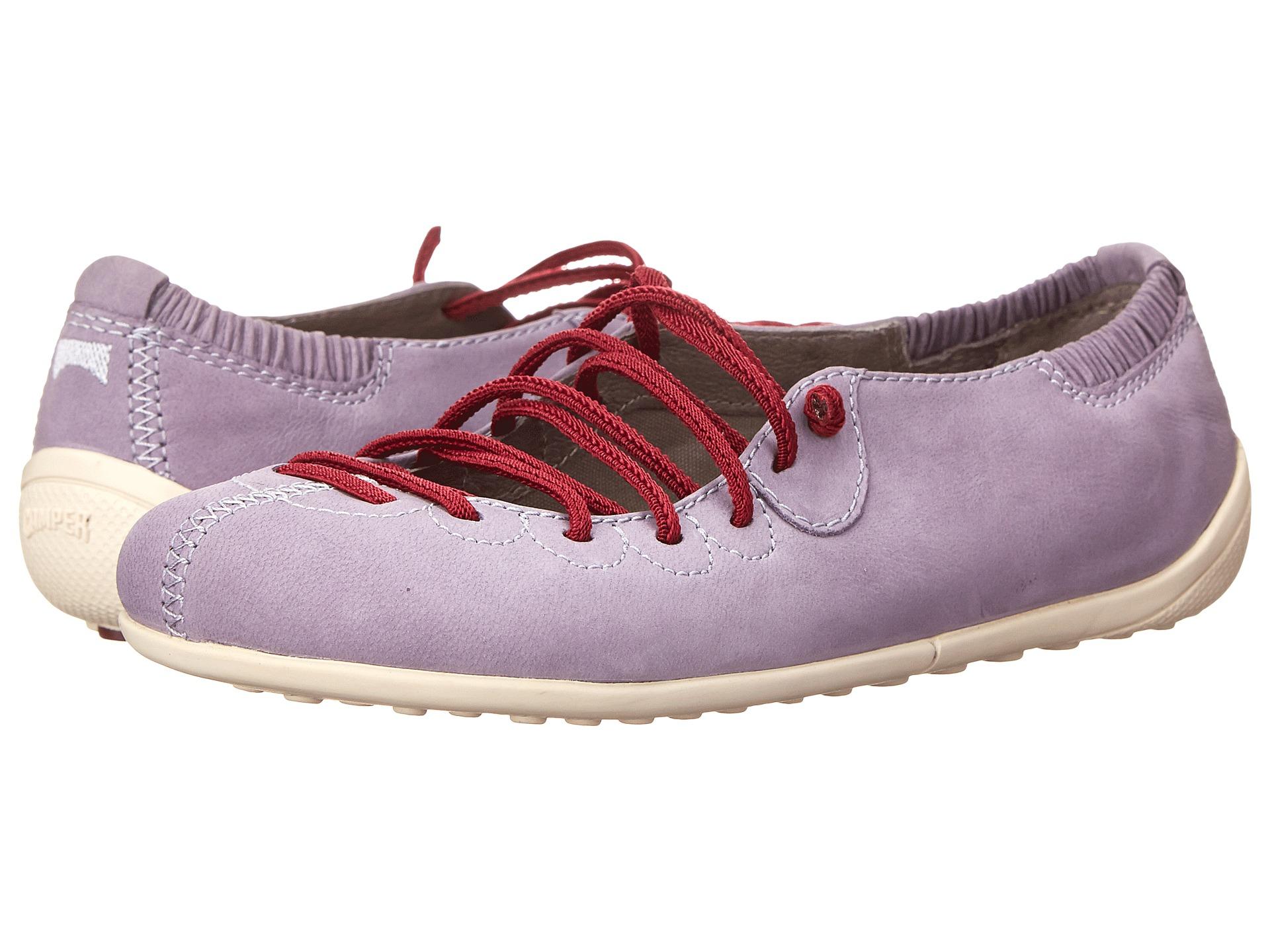 lace-up sneakers - Pink & Purple Camper rmQKT