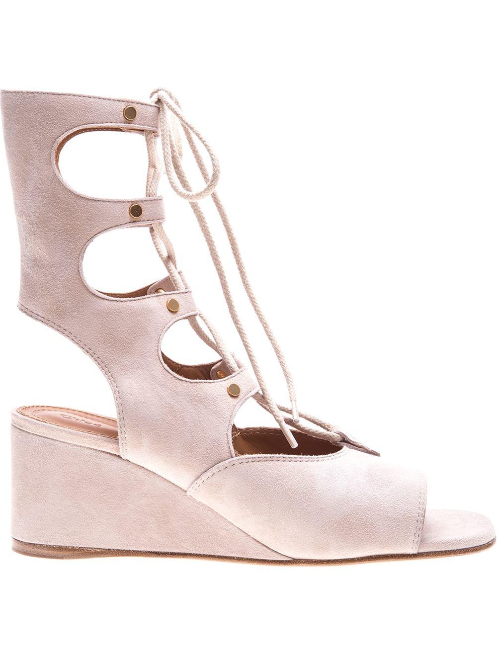 36497e2e8a9b Chloe Beige Sandals