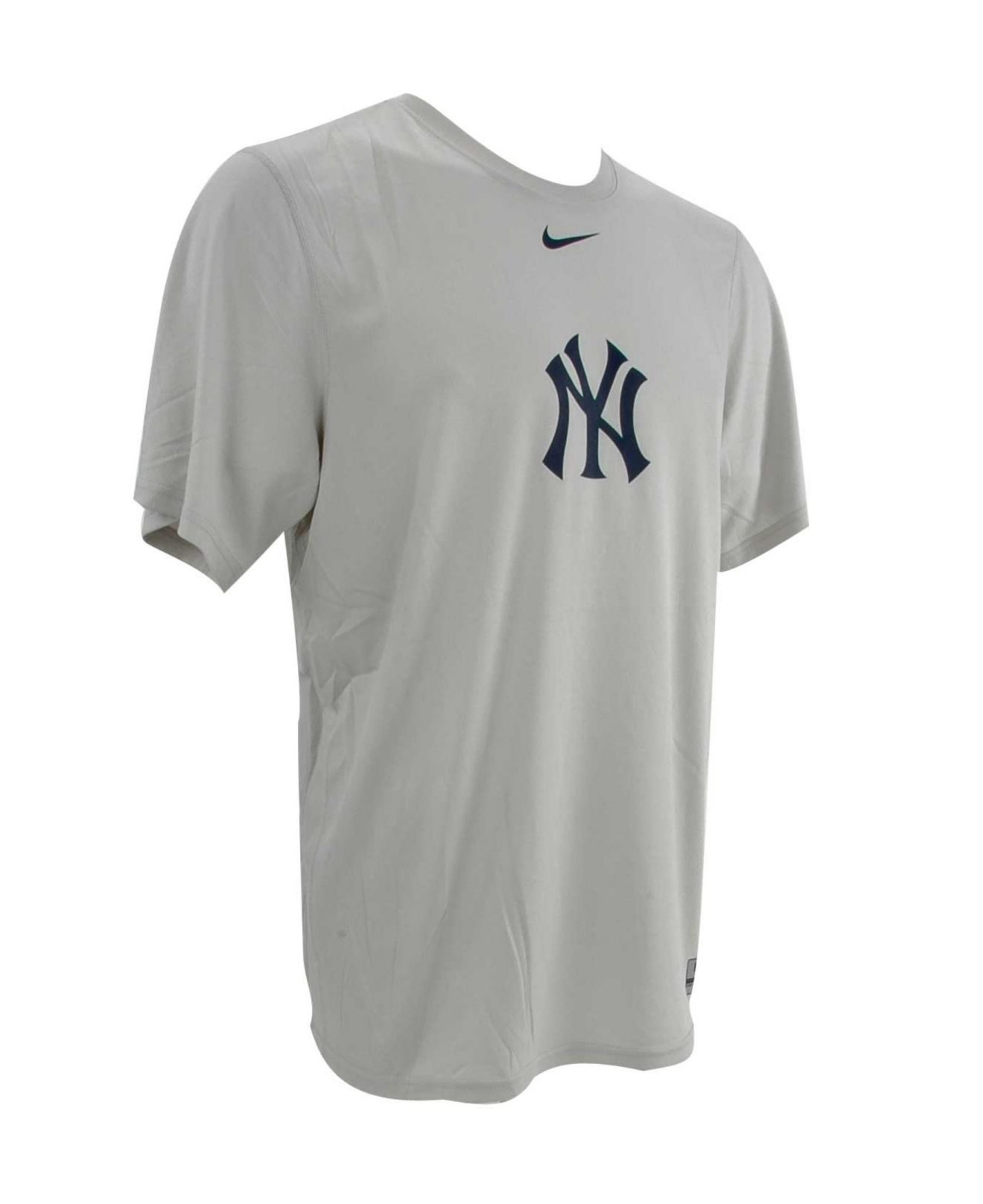 f51eaf0459c495 Lyst - Nike Men s New York Yankees Dri-fit Logo Legend T-shirt in ...
