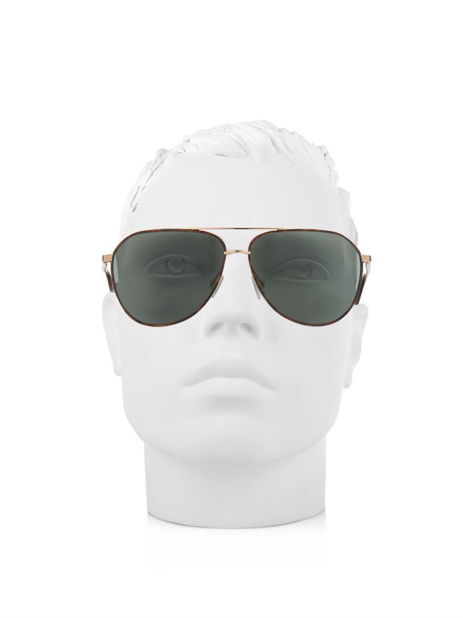 Barton Perreira Hawkeye Aviator-Style Sunglasses in Brown for Men