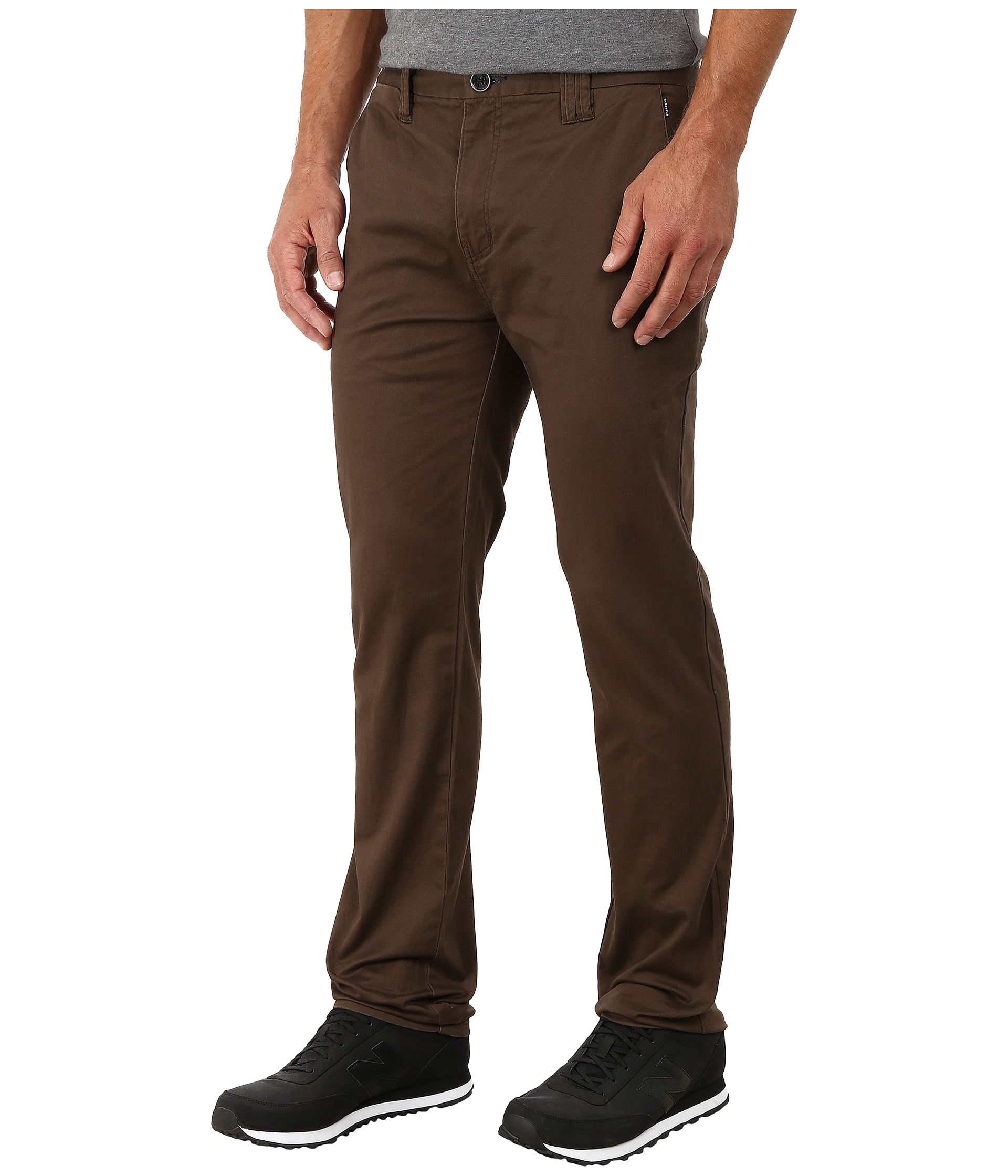 Billabong Outsider Chino Pants in Brown for Men | Lyst