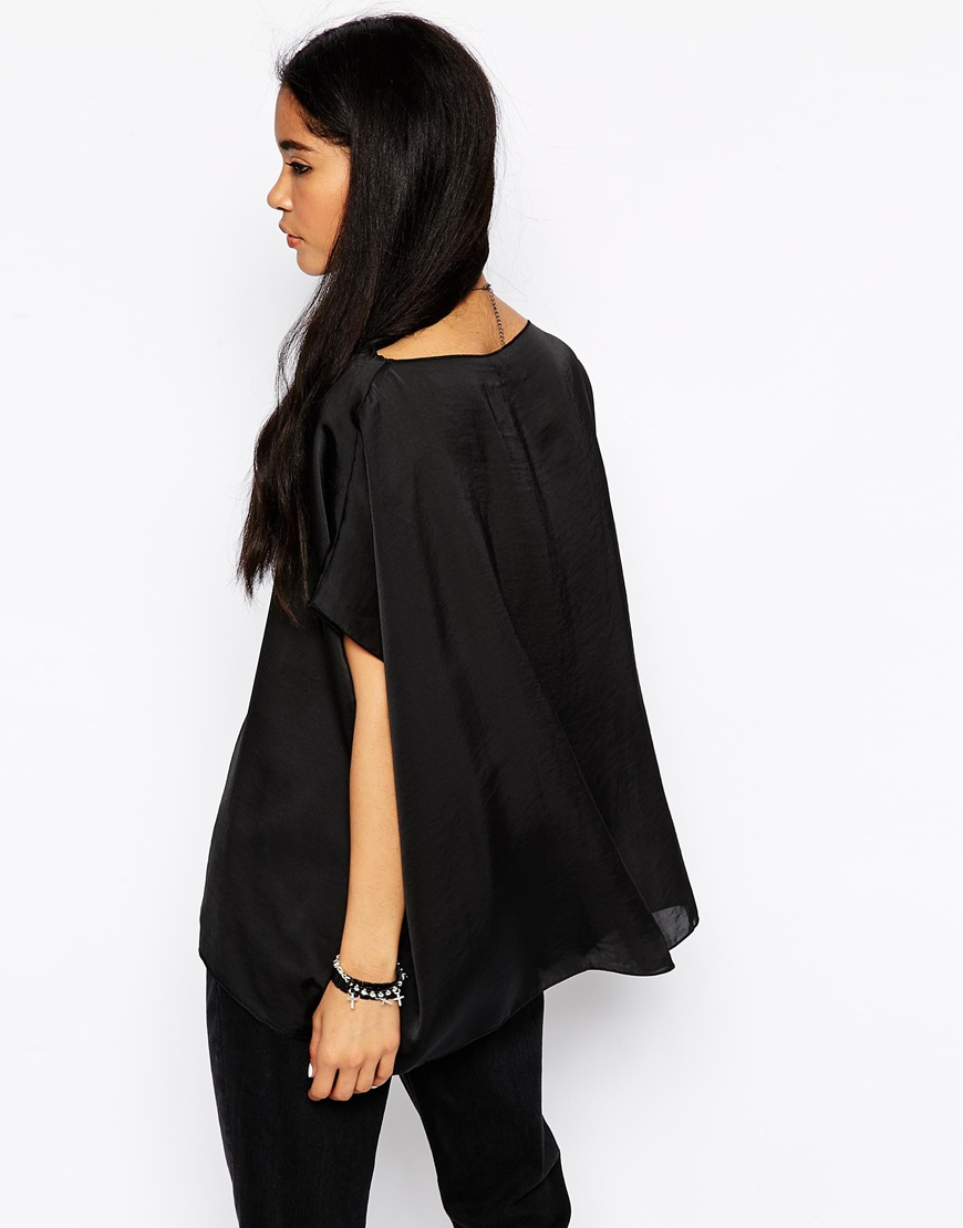 Oversized blouse / oversized blouses for women / oversized top womens / oversized crop top/ boho blouse large / wide sleeve top BaliELF. 5 out of 5 stars 80s Plus Size Black Metallic Oversized Blouse. Slouchy Avant Garde Batwing Jacket. Evening Loose Blazer. Hipster Extra Large Kimono Top XXL VintSide. 5 out of 5 stars.