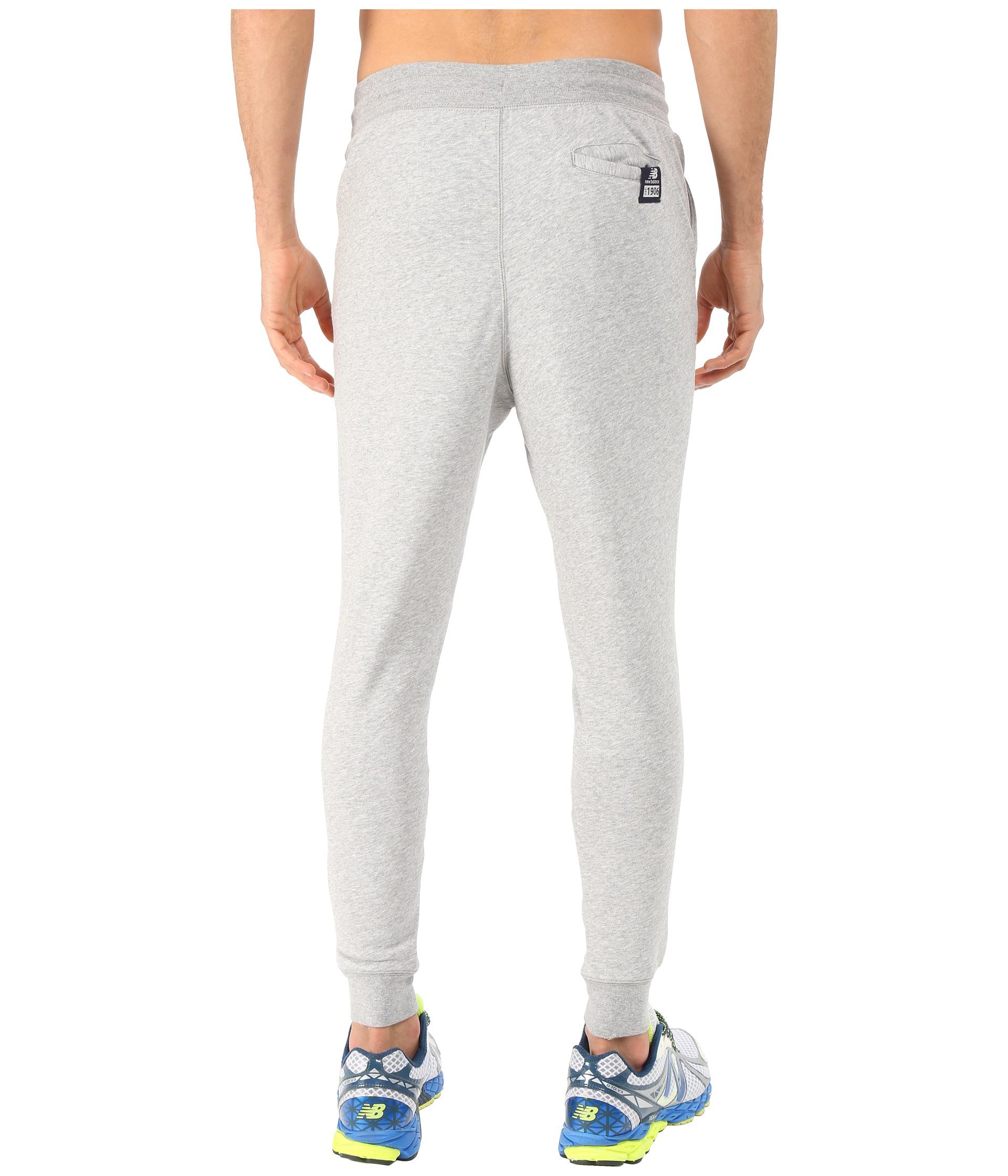 new balance sweat pants men