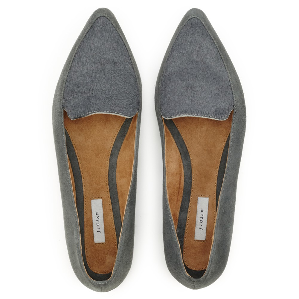 Pointed Toe Flat Shoes Uk