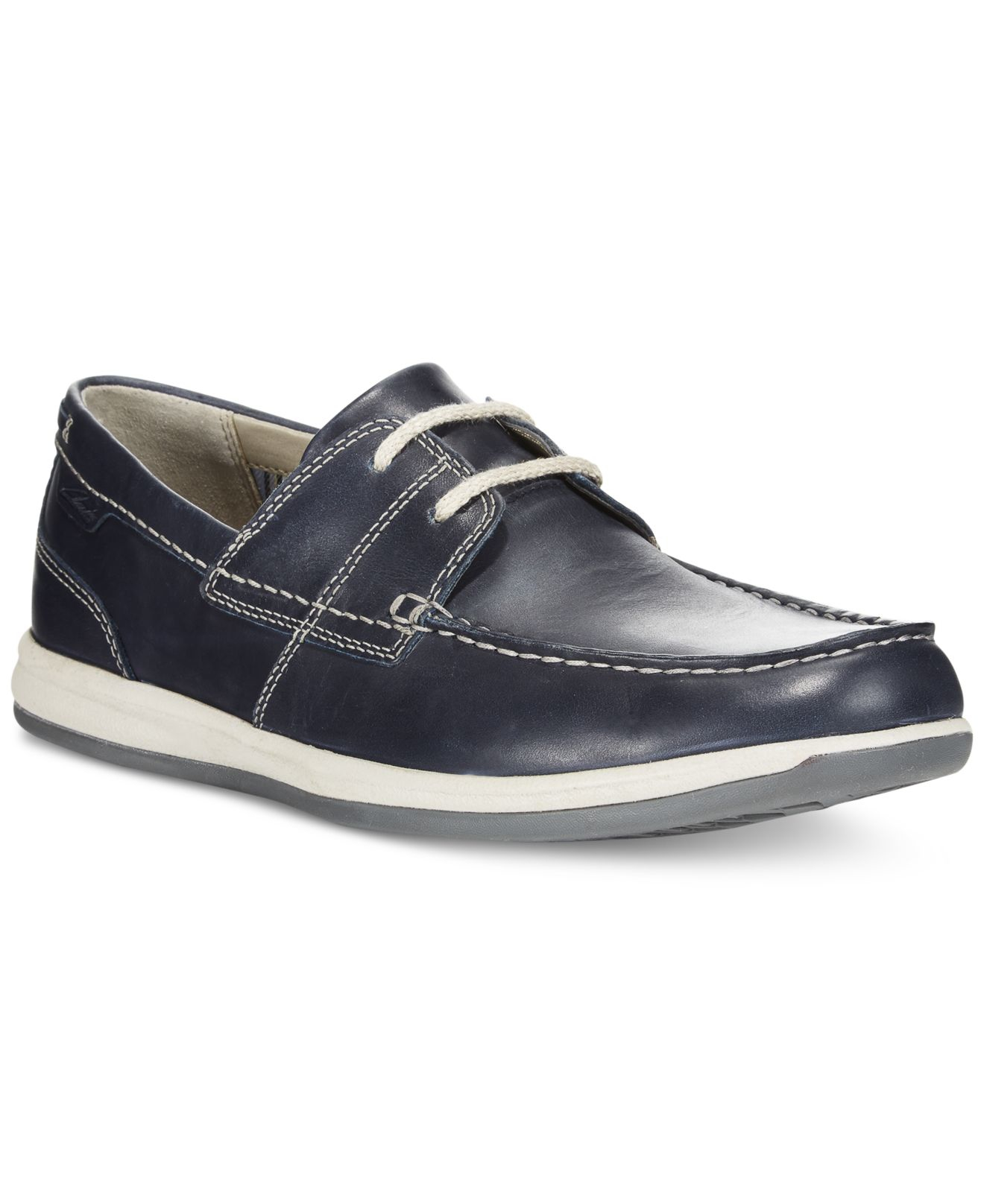 Clarks Work Shoes Mens