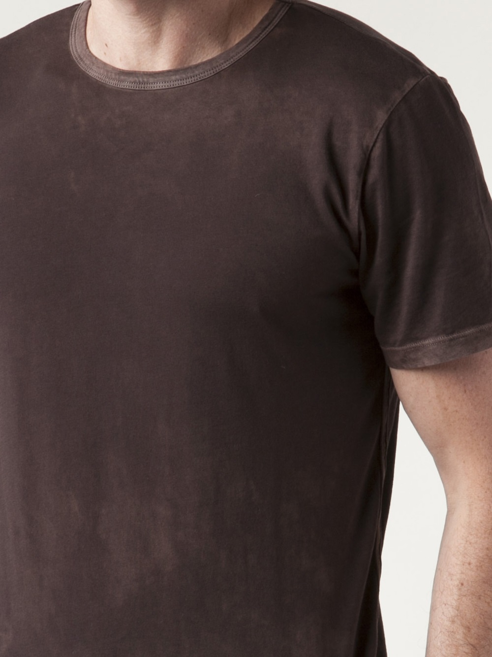 Cotton citizen faded tshirt in black for men lyst for Faded color t shirts