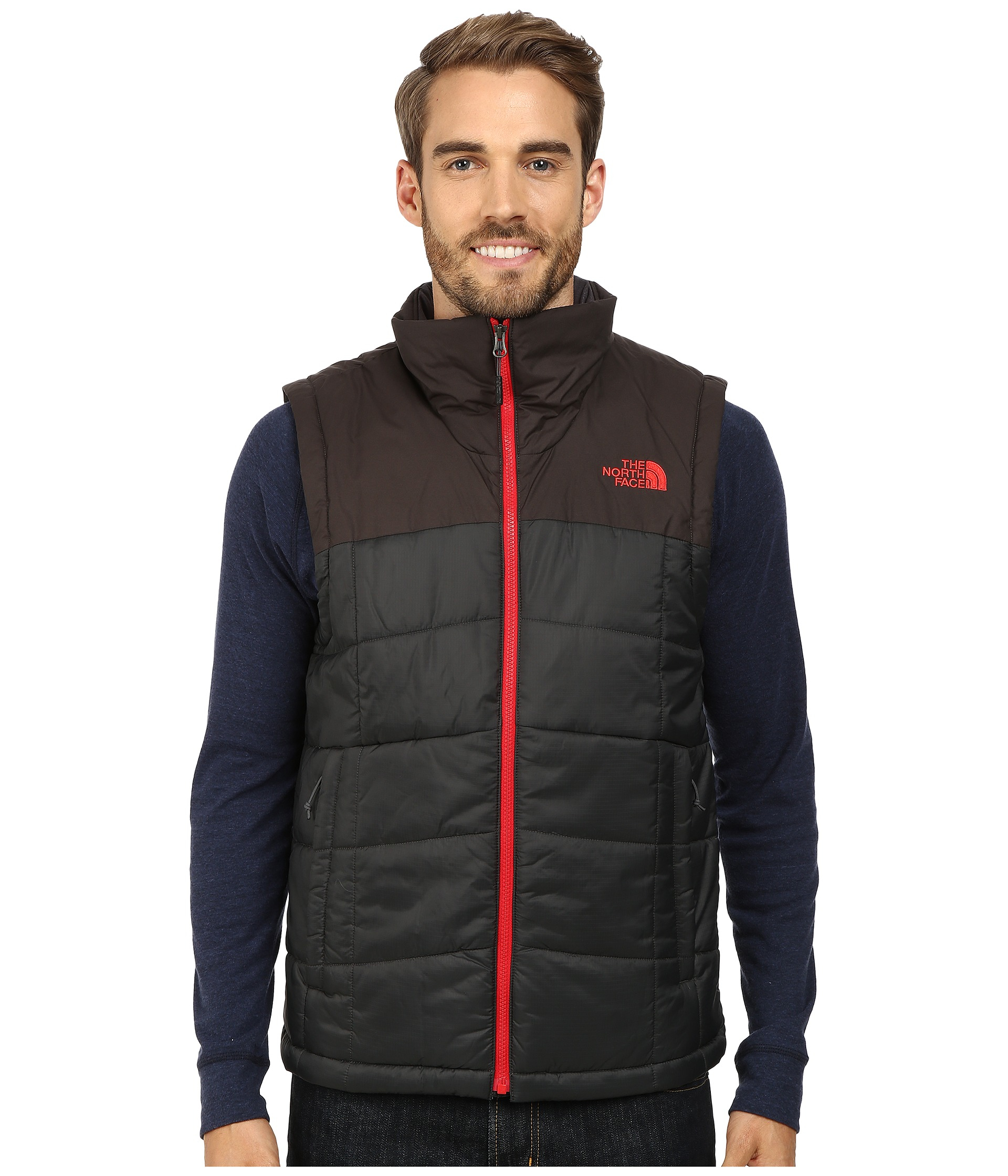 9894c1abcf Lyst - The North Face Roamer Vest in Black for Men