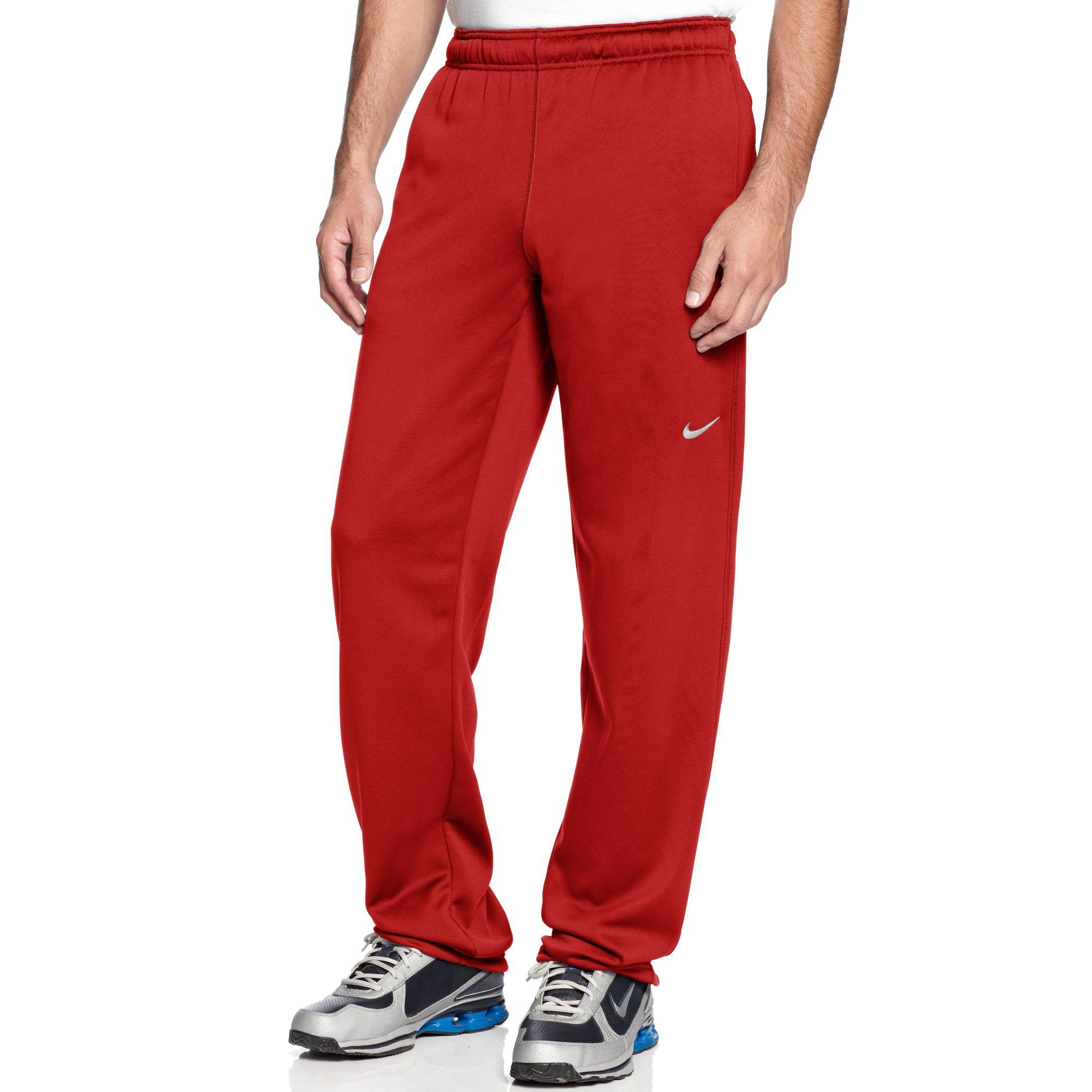 8b6319f7c570 Nike Pants Red unit4motors.co.uk