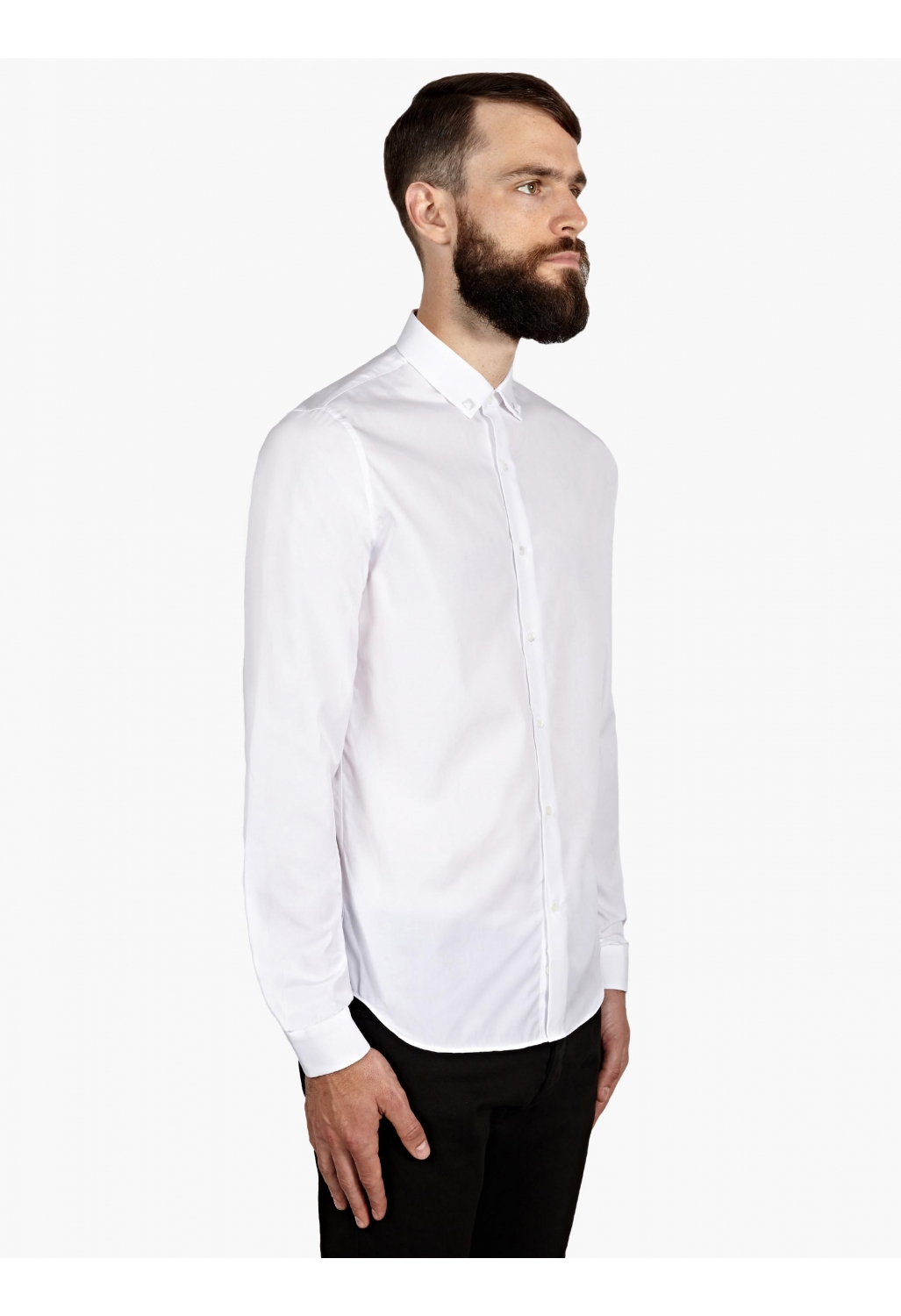 Classic White Shirt Mens | Is Shirt