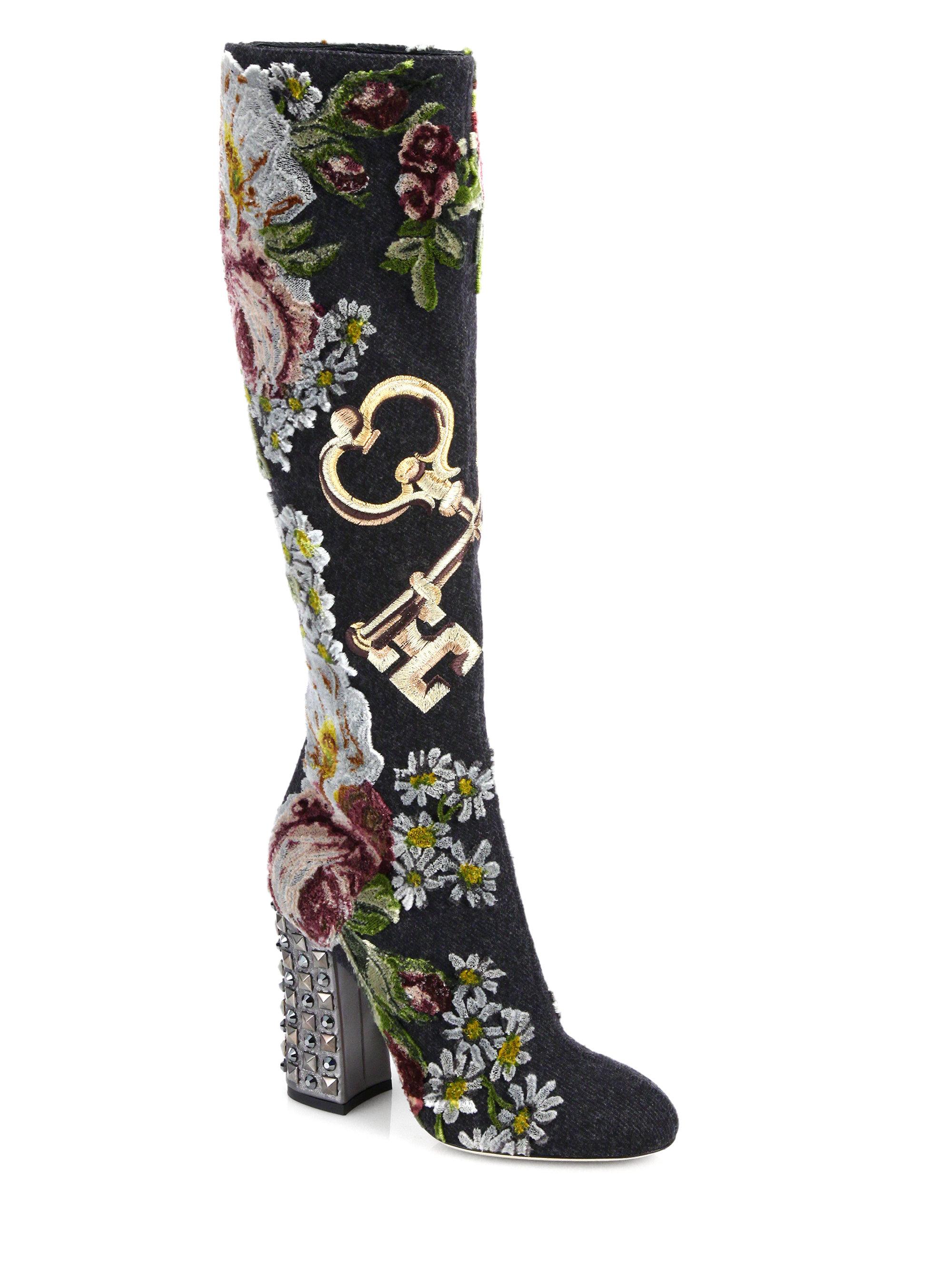 FOOTWEAR - Boots Dolce & Gabbana wooFzT