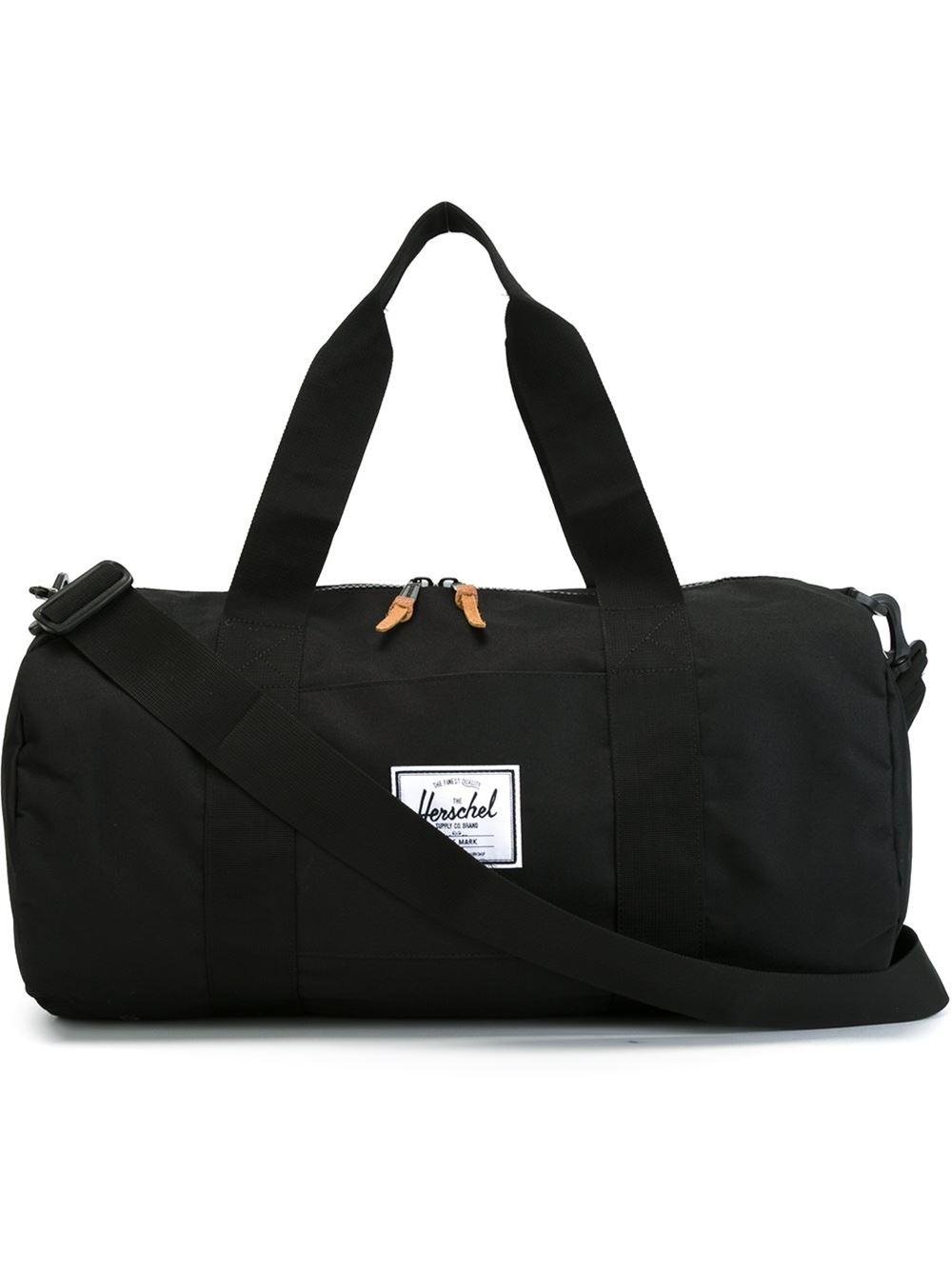 Lyst Herschel Supply Co Sutton Holdhall In Black