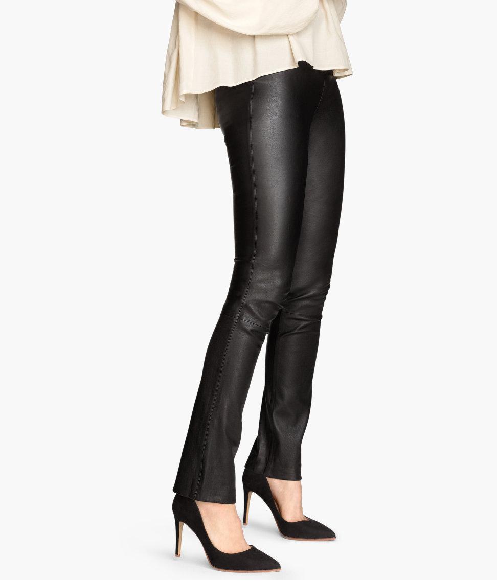 H\u0026M Court Shoes in Black - Lyst