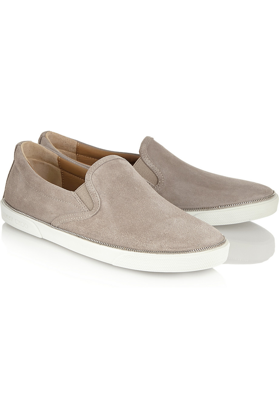 slip on suede trainers off 56% - www