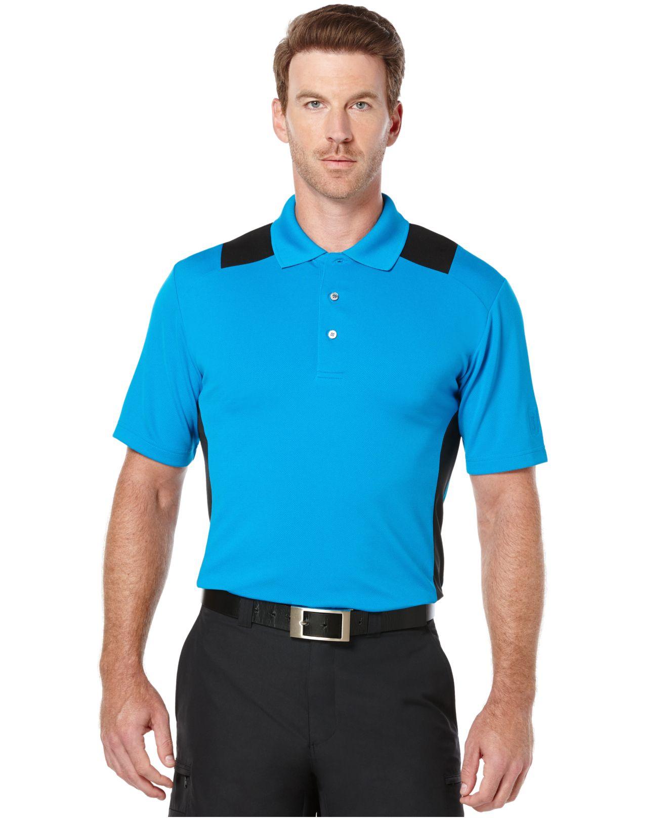 Pga Tour Logo Golf Shirts