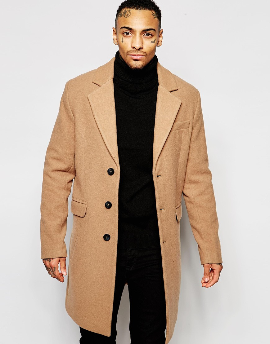 Shop Tallia Men's Slim-Fit Camel Peak-Lapel Overcoat online at chaplin-favor.tk Refine your polished cool-weather look with the slim tailoring and timeless camel tone of this peak lapel overcoat from Tallia.3/5(2).