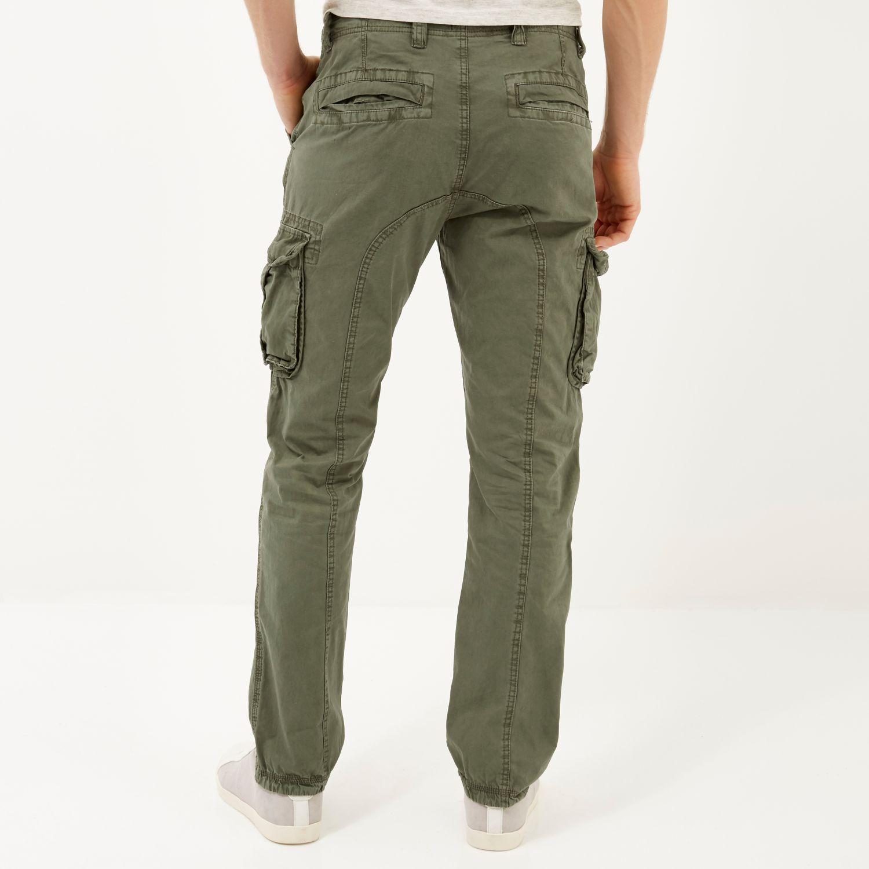 Khaki green cargo trousers Khaki green cargo trousers Hot Selling brand Men's fashion outdoors sport army green khaki gray cargo pants military camo pants for men pant-in Cargo Pants from Men's Clothing .
